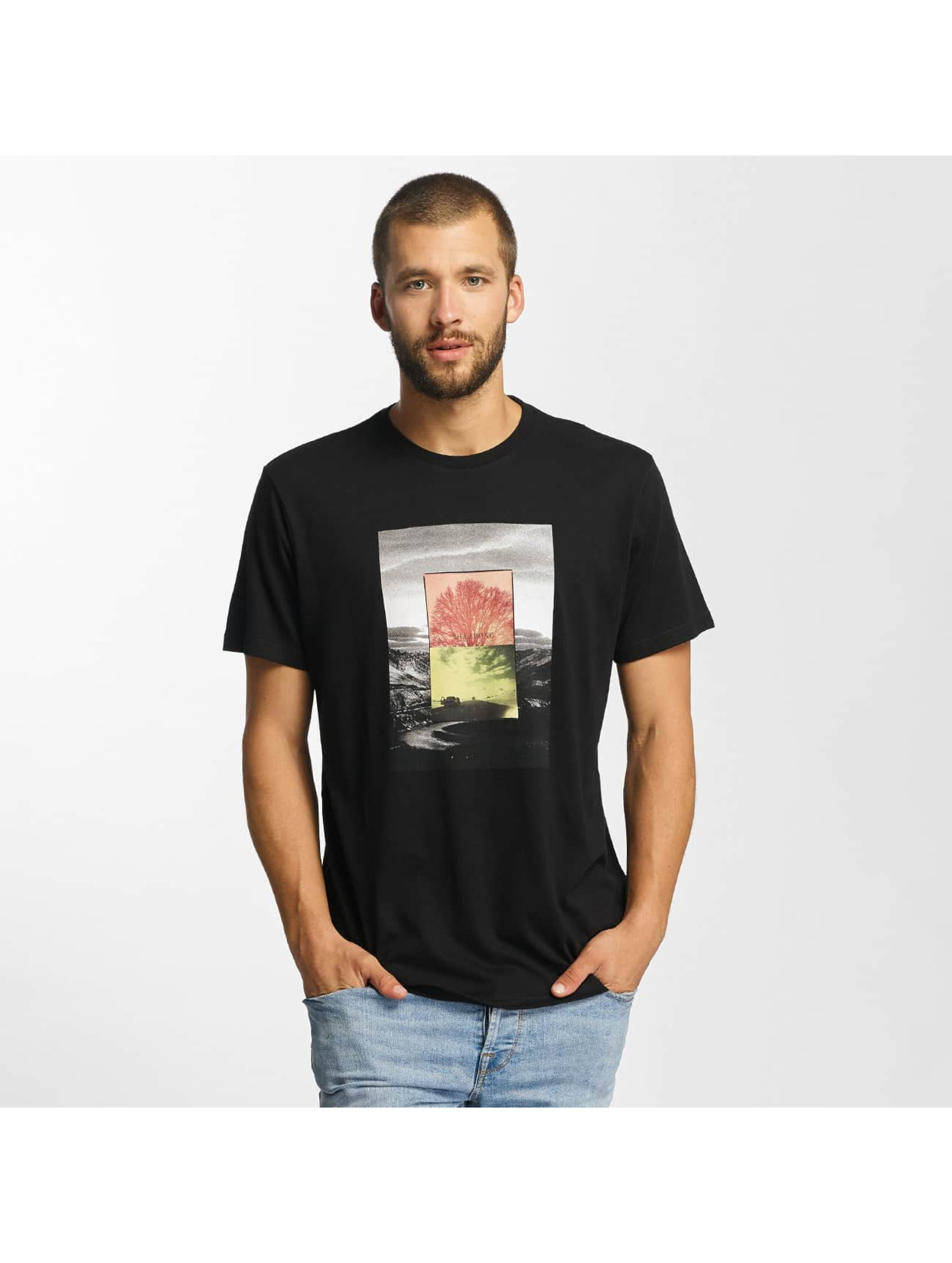 Billabong T-Shirty Frames czarny
