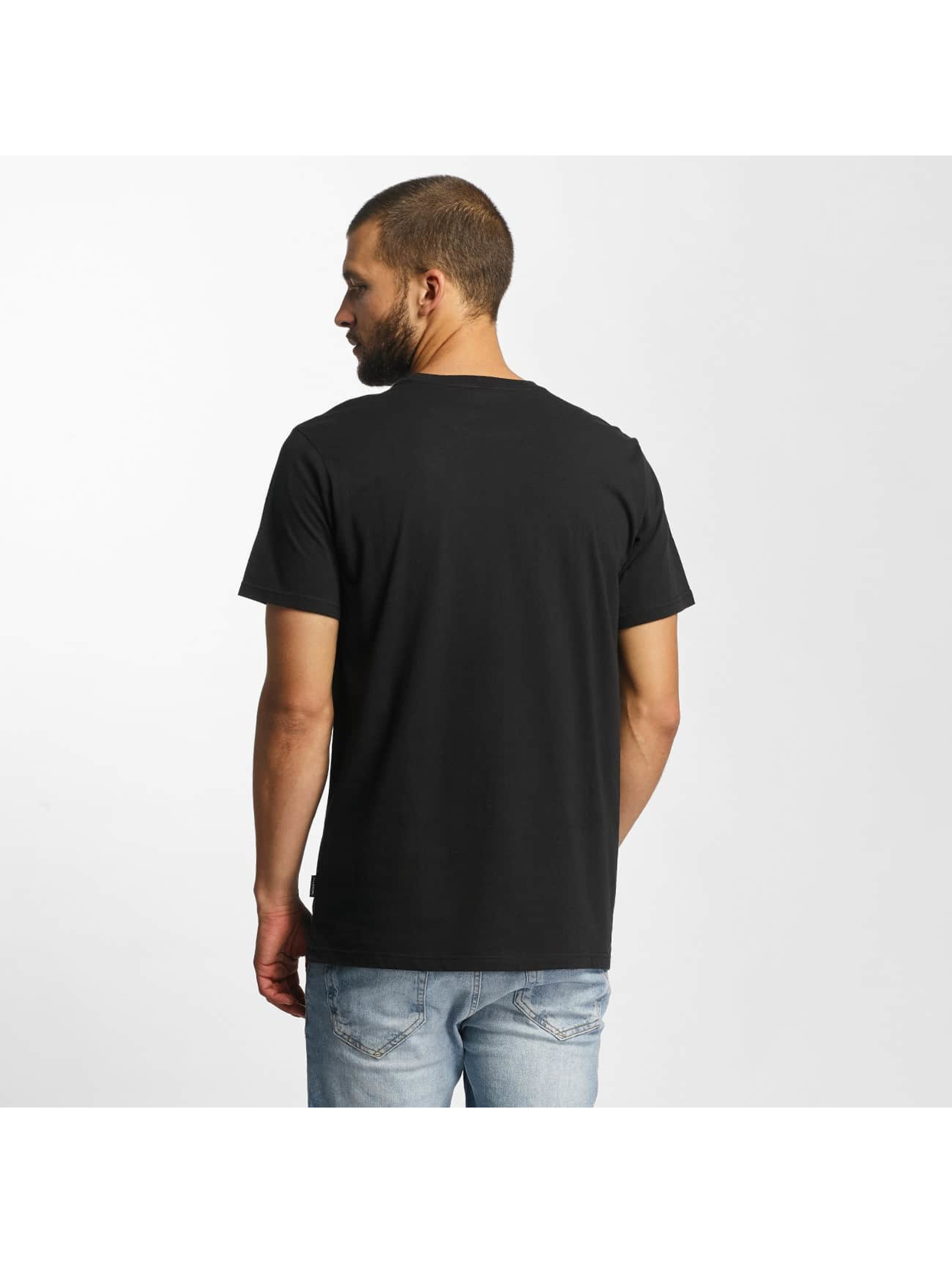 Billabong T-Shirty Bogus czarny