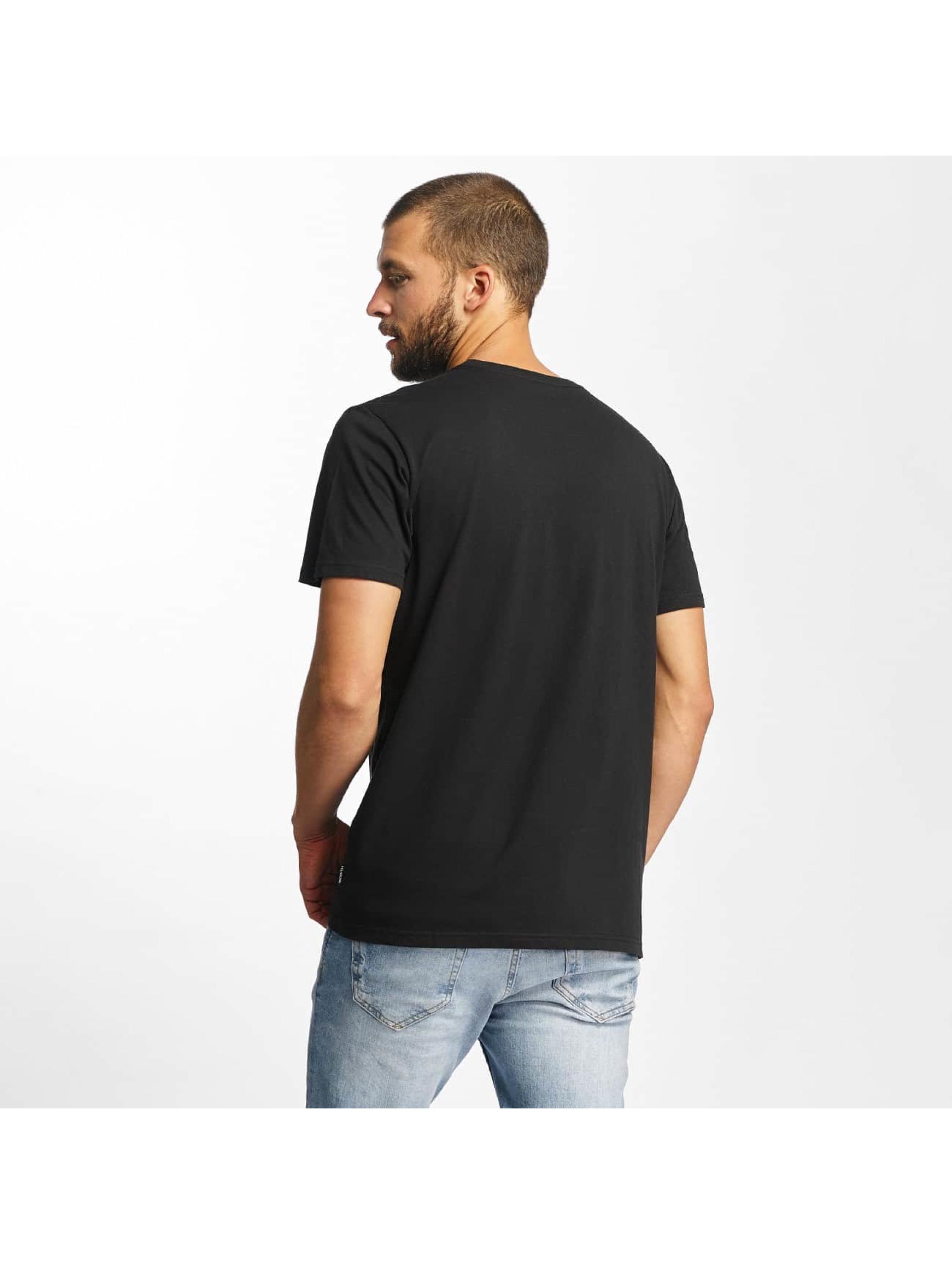 Billabong T-Shirty Team Wave czarny