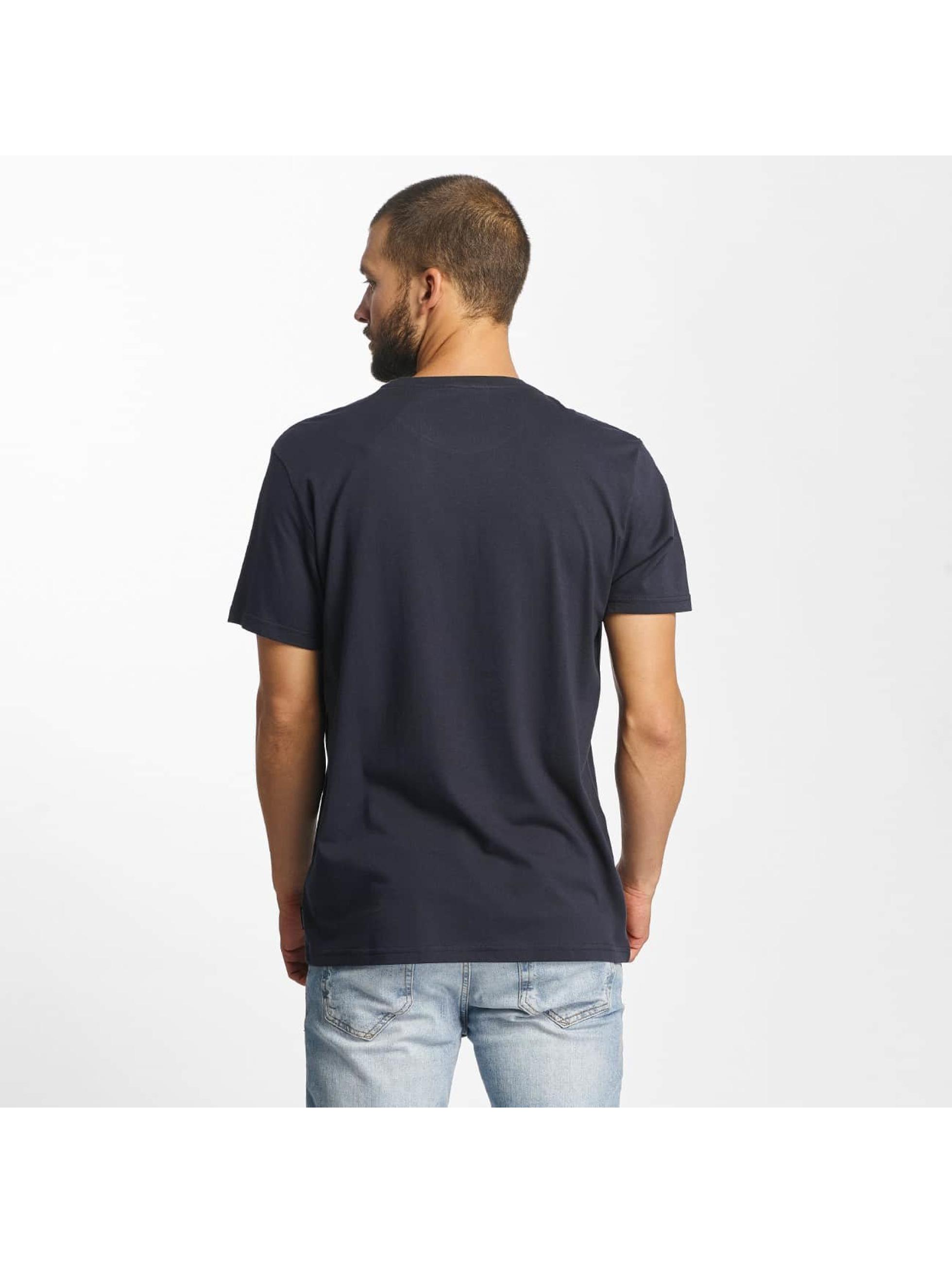 Billabong T-skjorter Caravan blå