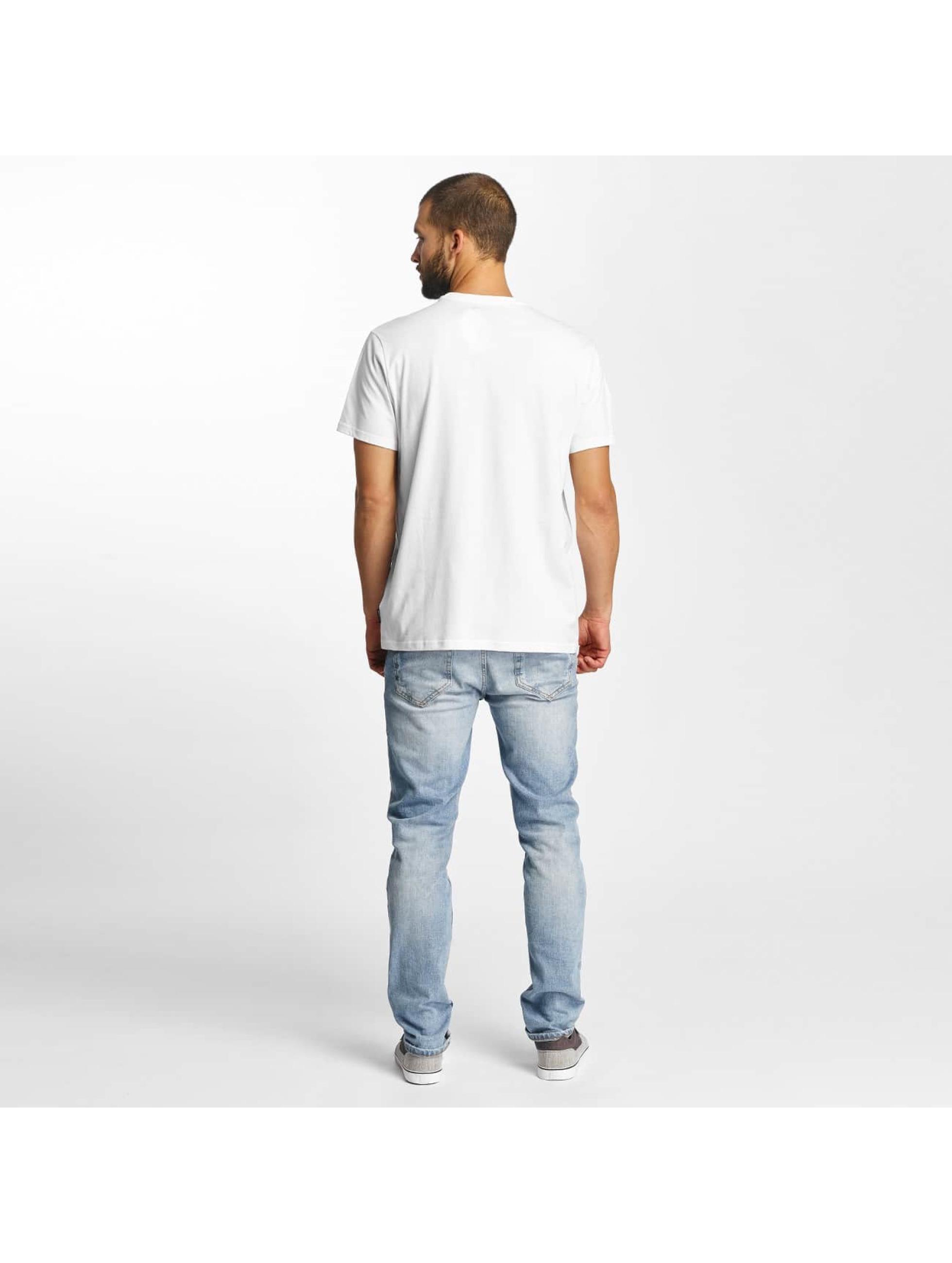 Billabong T-skjorter Caravan hvit