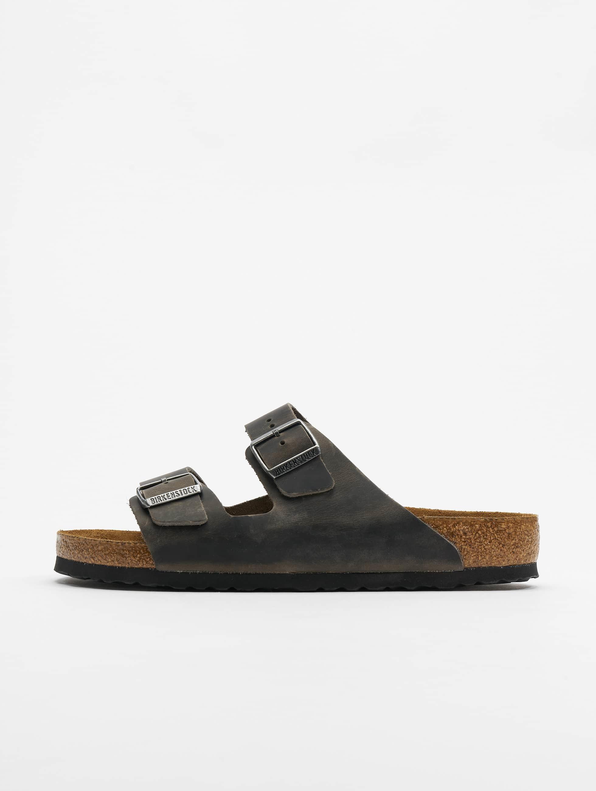 Birkenstock Arizona BF groen sandalen heren