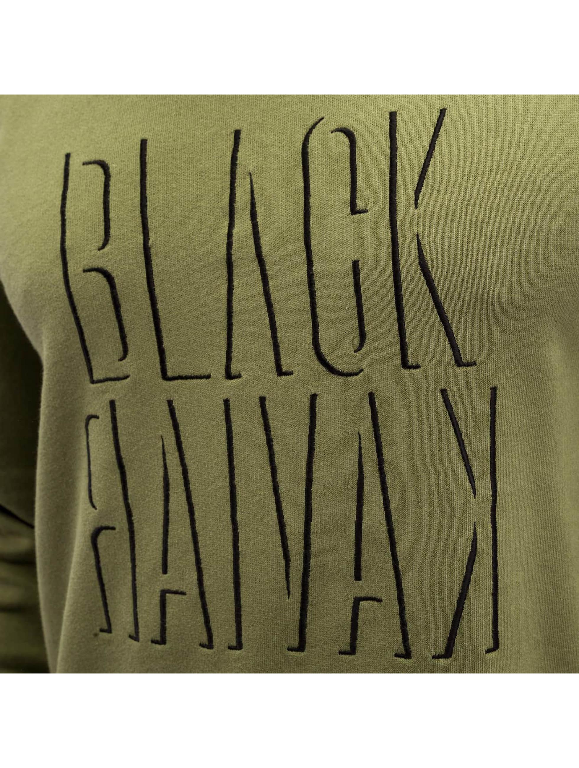 Black Kaviar Pullover Kalti khaki
