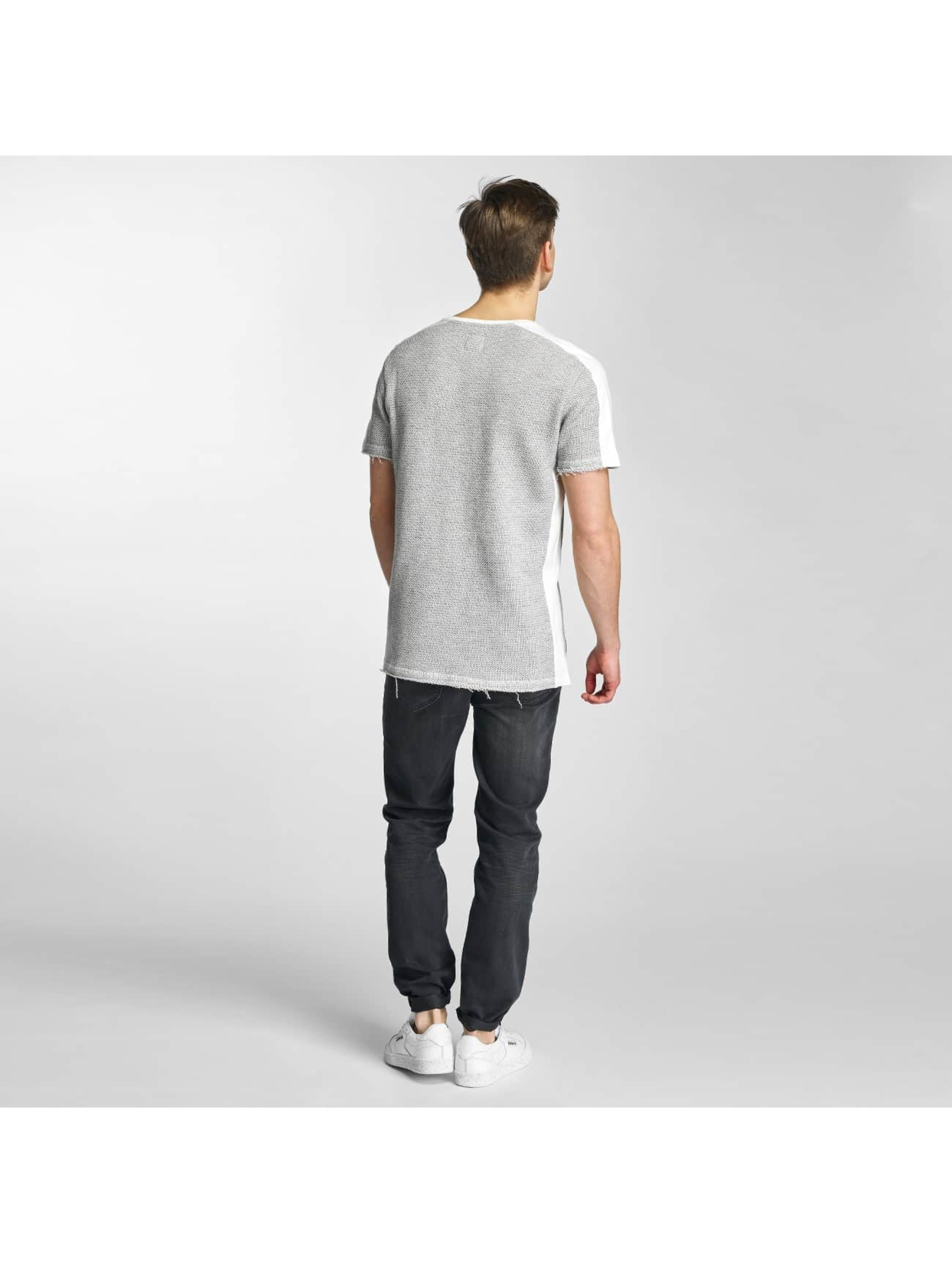Black Kaviar T-Shirt Selby grey