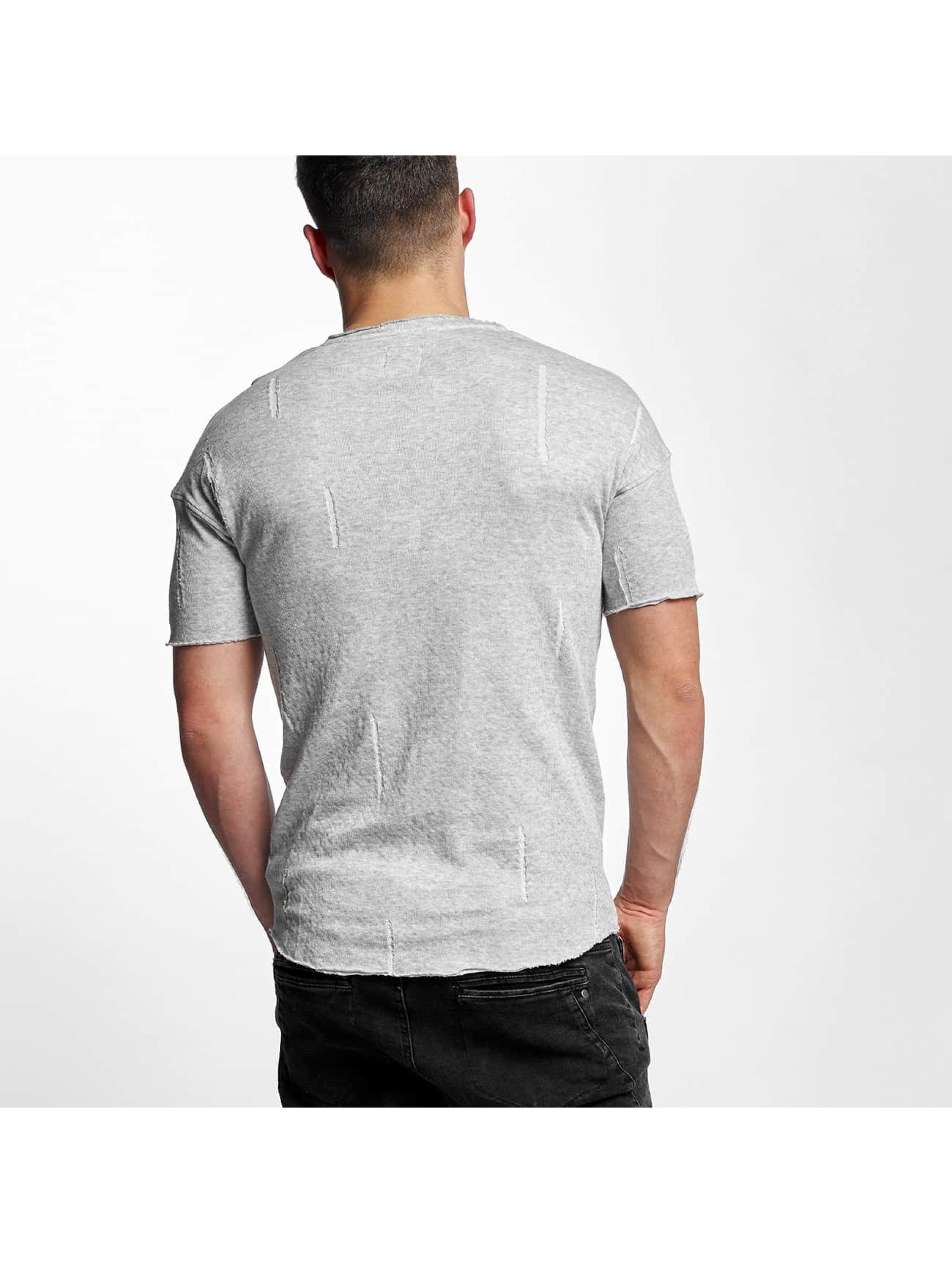 Black Kaviar T-Shirt Sierra grey