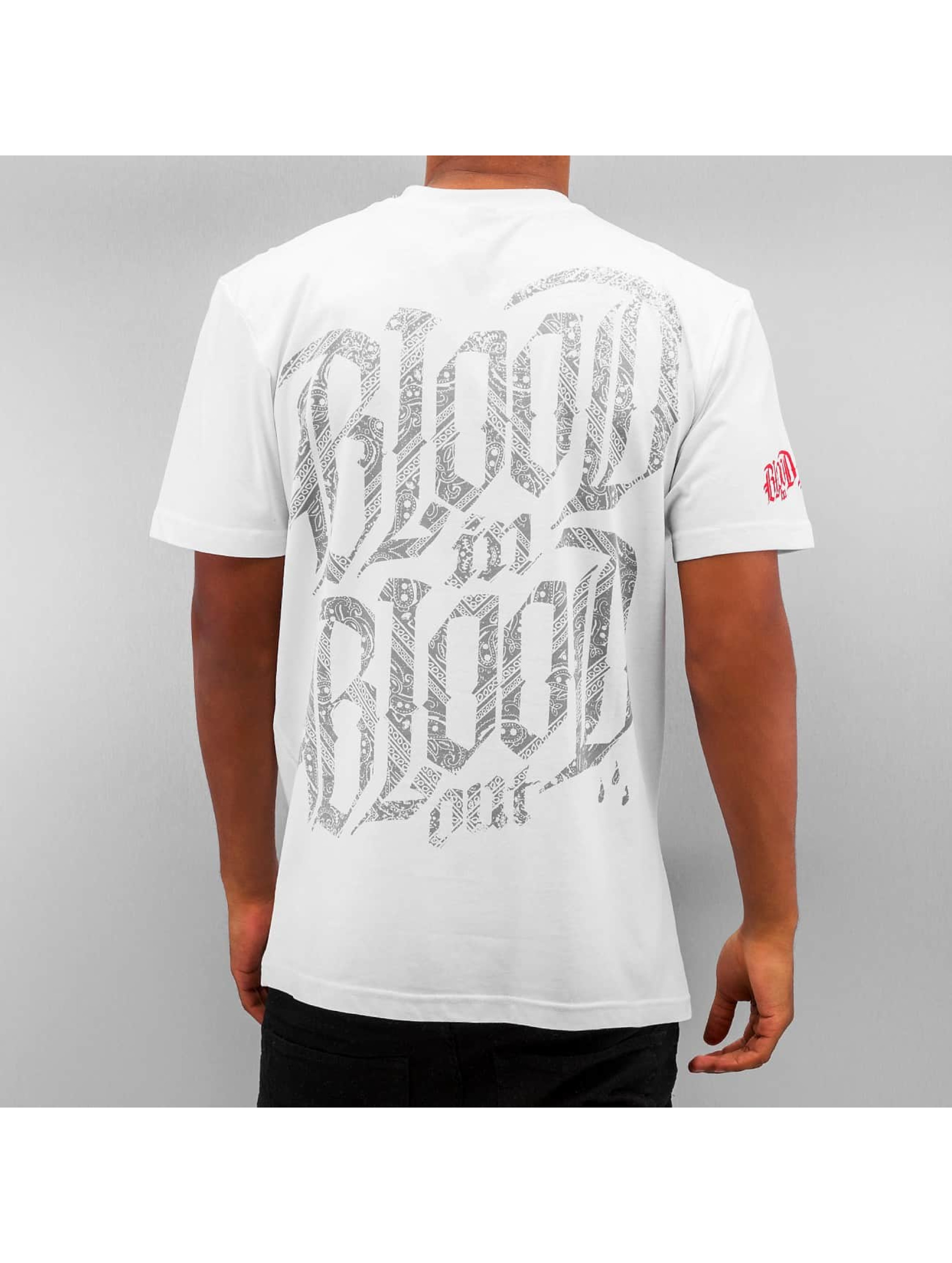 Blood In Blood Out Футболка Logo белый