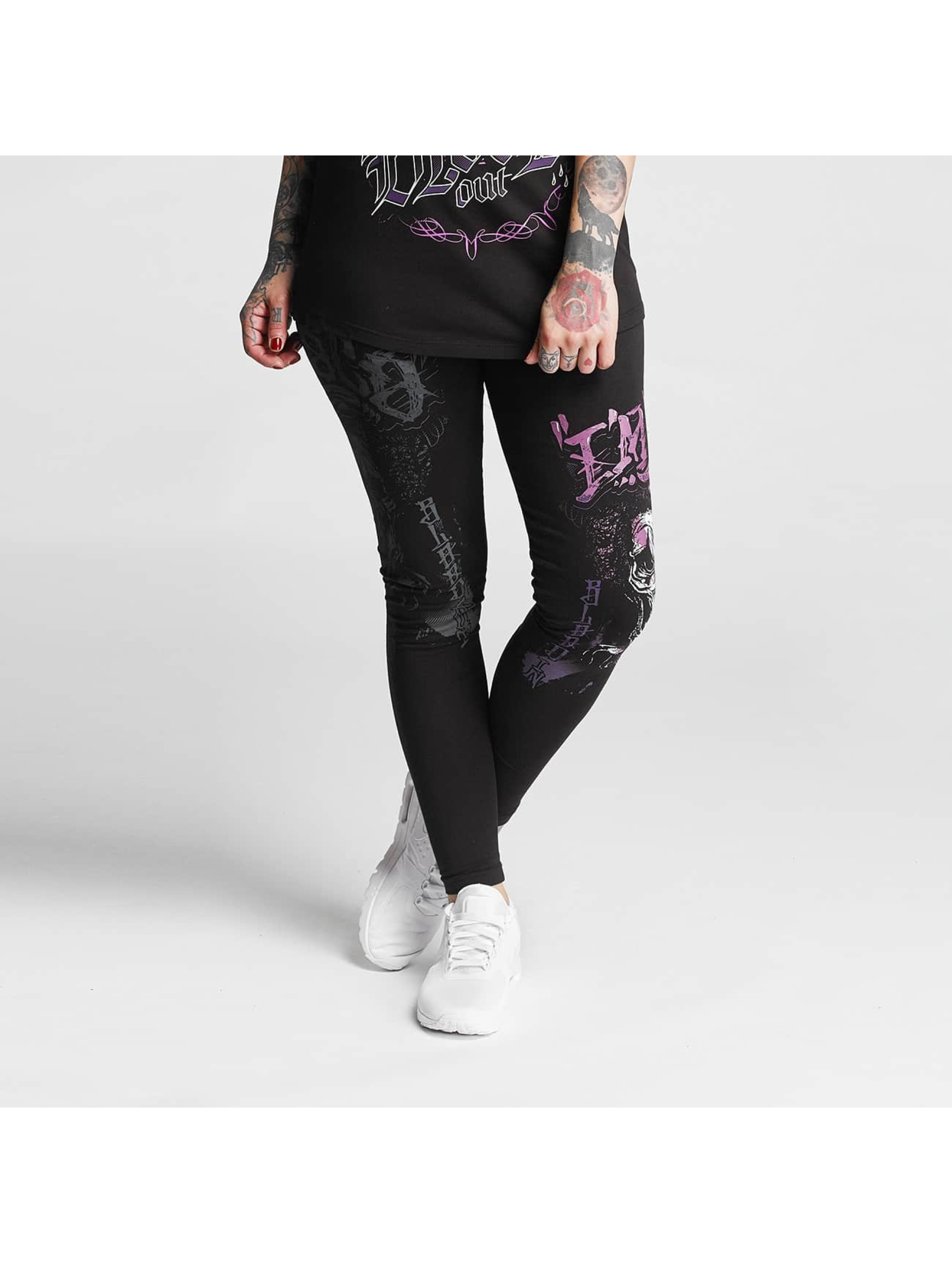 Blood In Blood Out Legging Loco noir