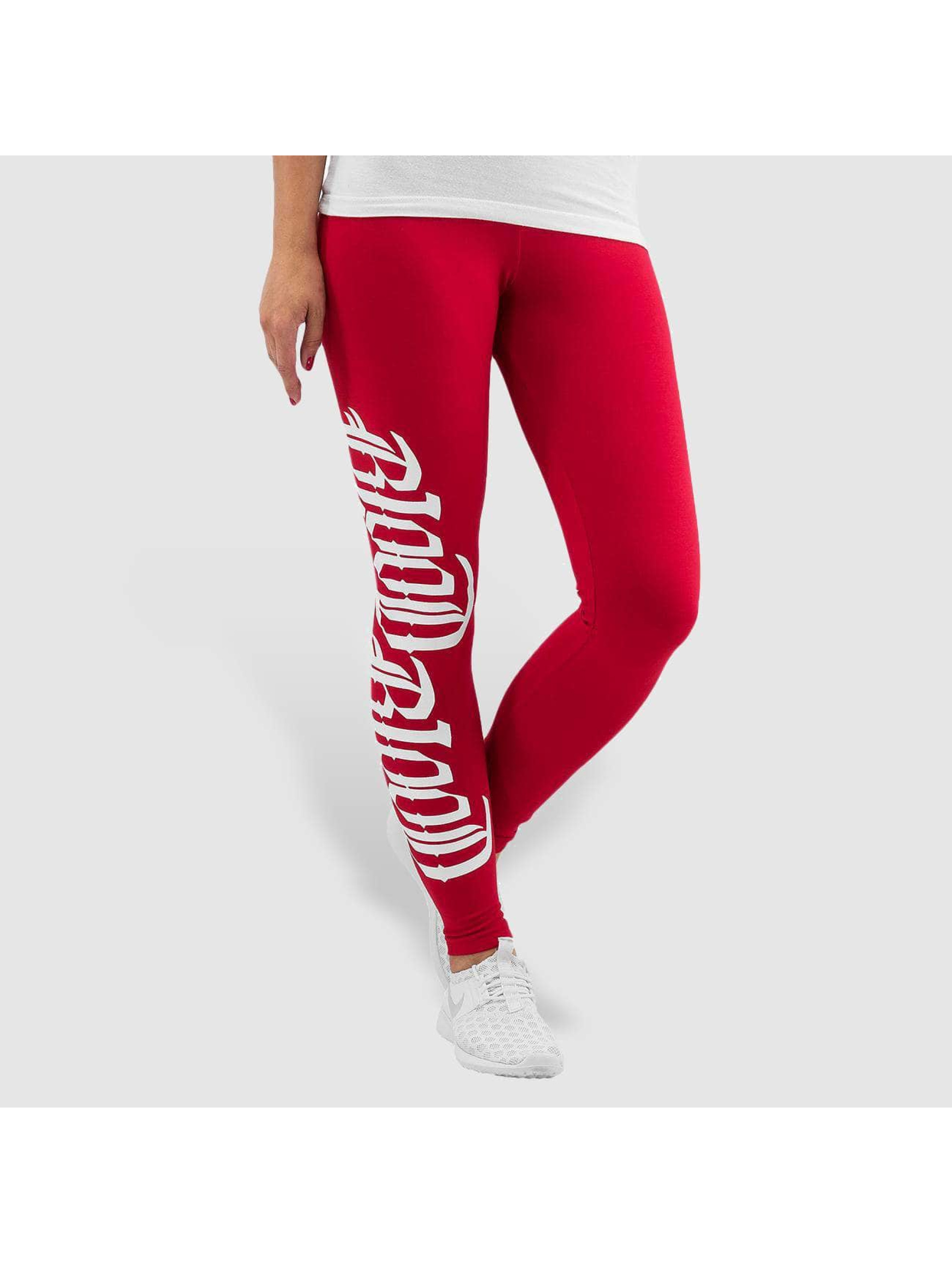Blood In Blood Out Legging Logo rood