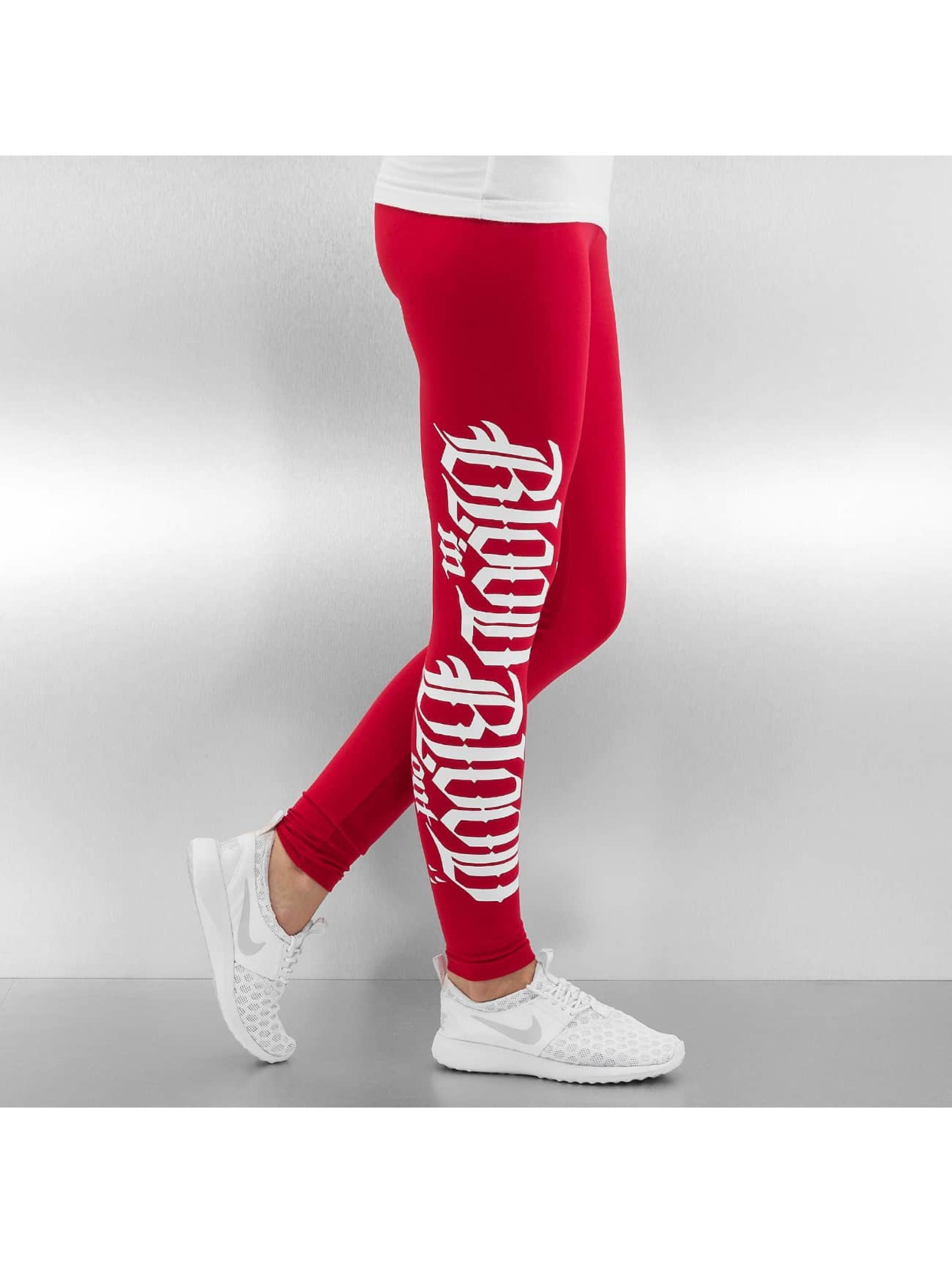 Blood In Blood Out Legging Logo rot