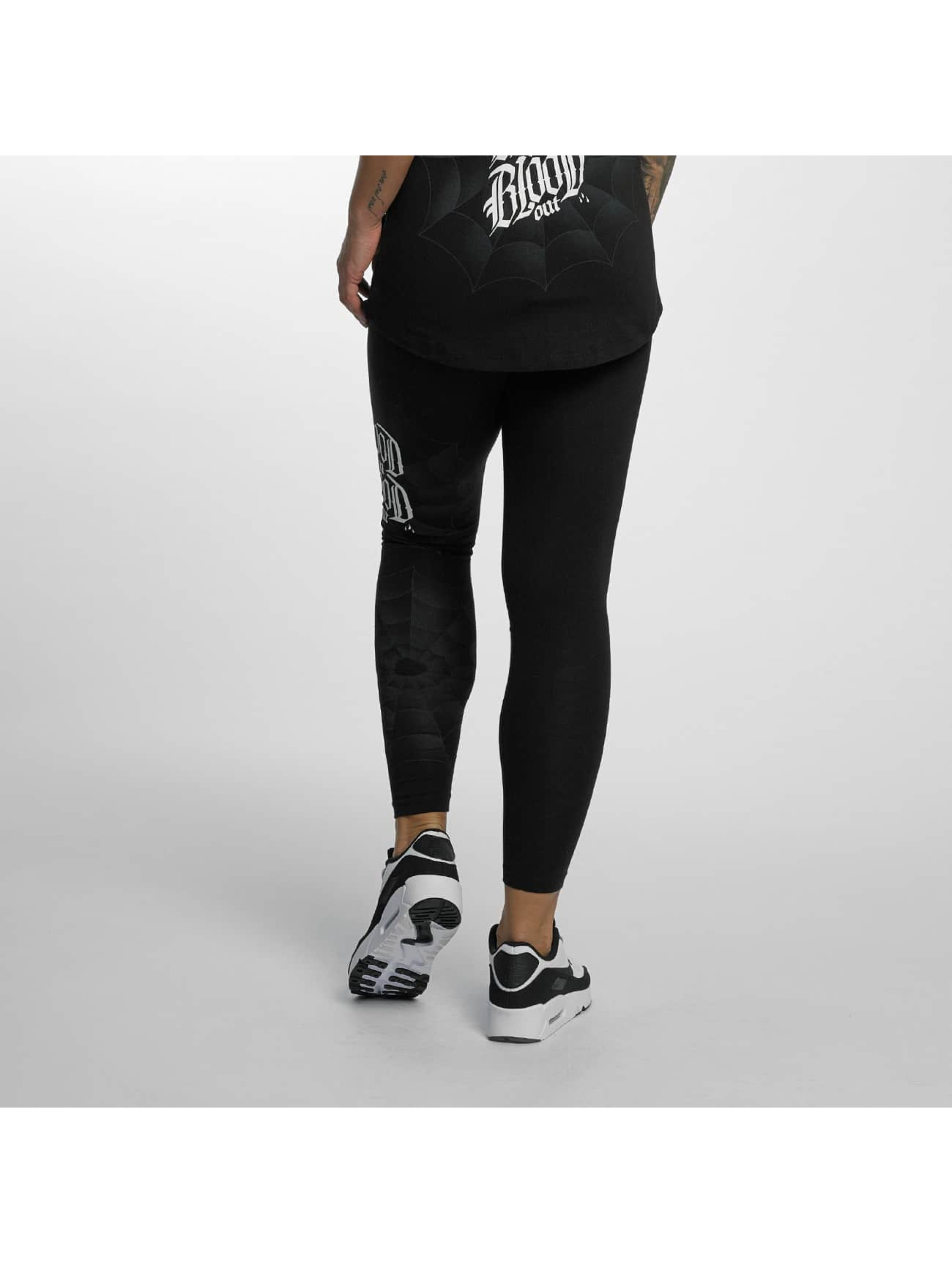 Blood In Blood Out Legging/Tregging Ranio Negro black