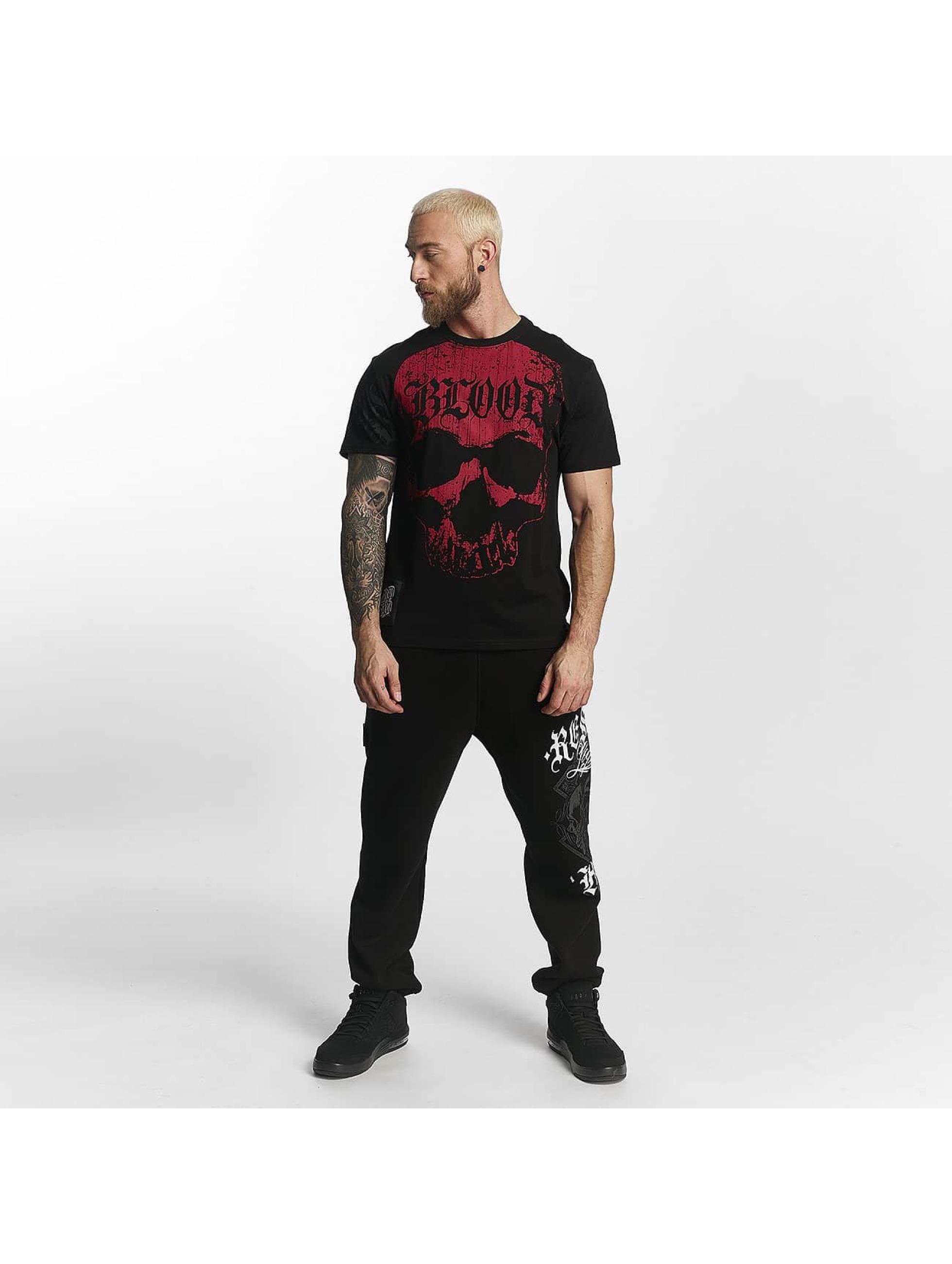 Blood In Blood Out Pantalón deportivo Lema negro