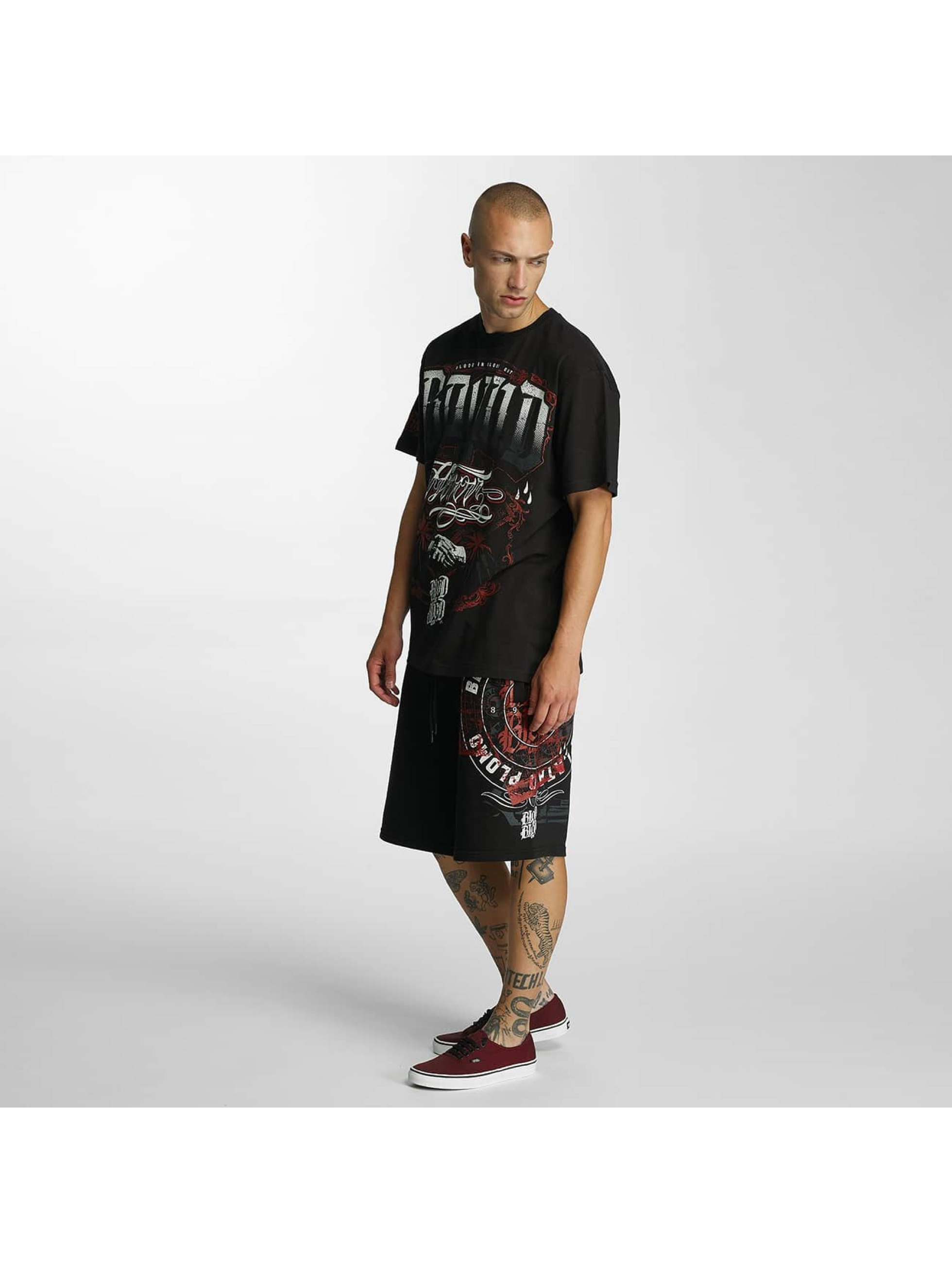 Blood In Blood Out Shorts Plata O Plomo nero