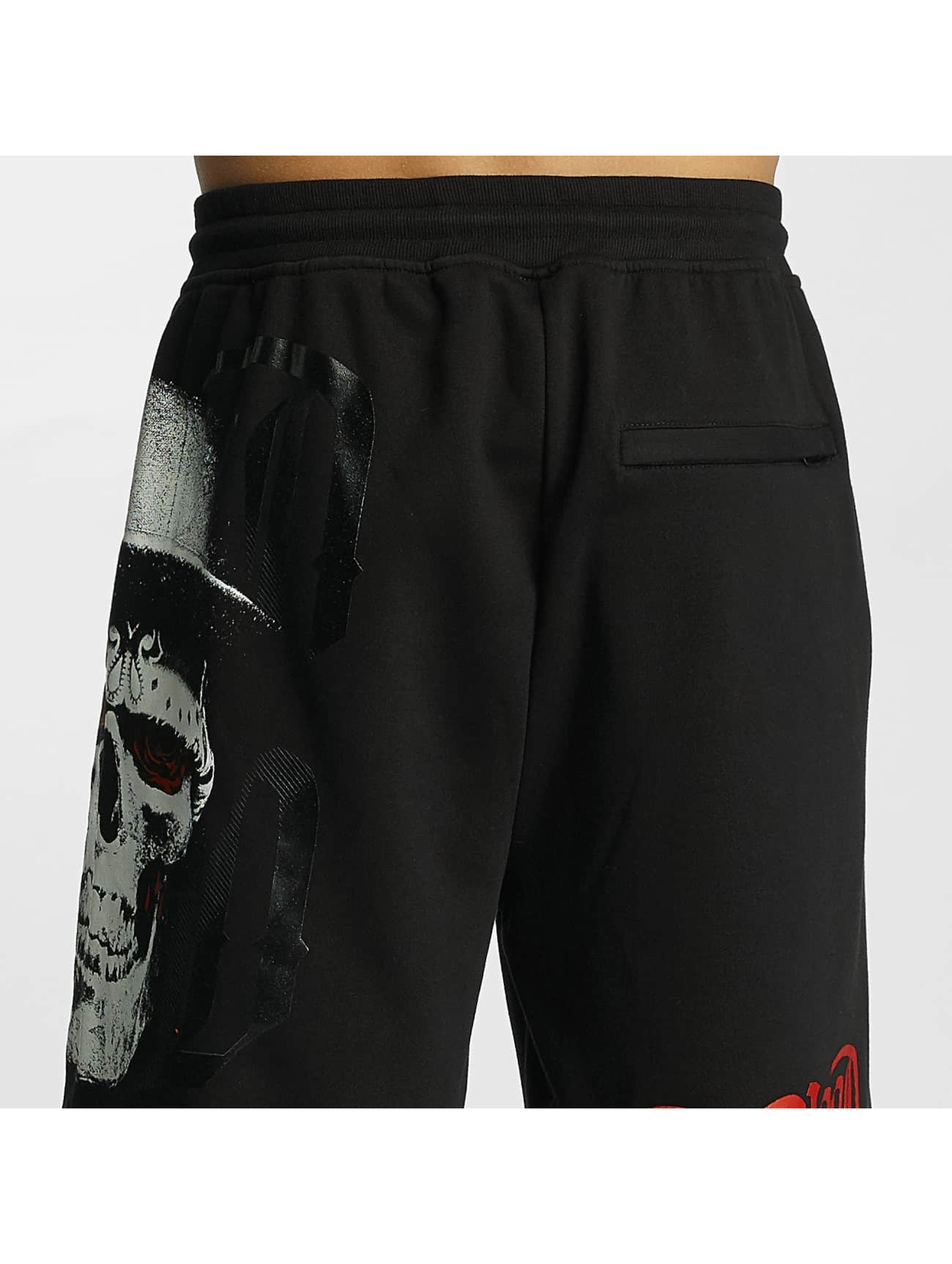 Blood In Blood Out Shorts Out Skull Hat schwarz