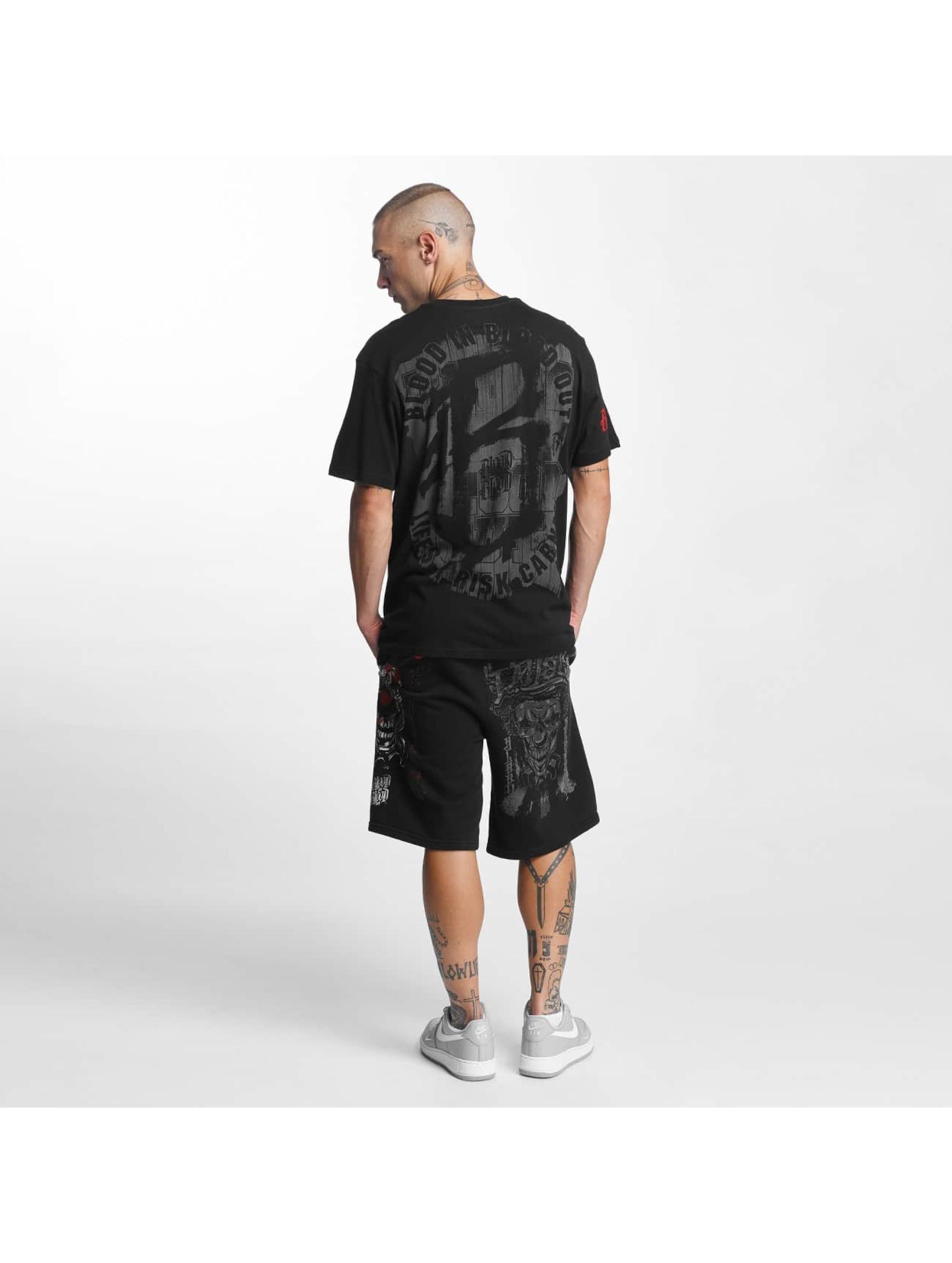 Blood In Blood Out shorts Loco zwart