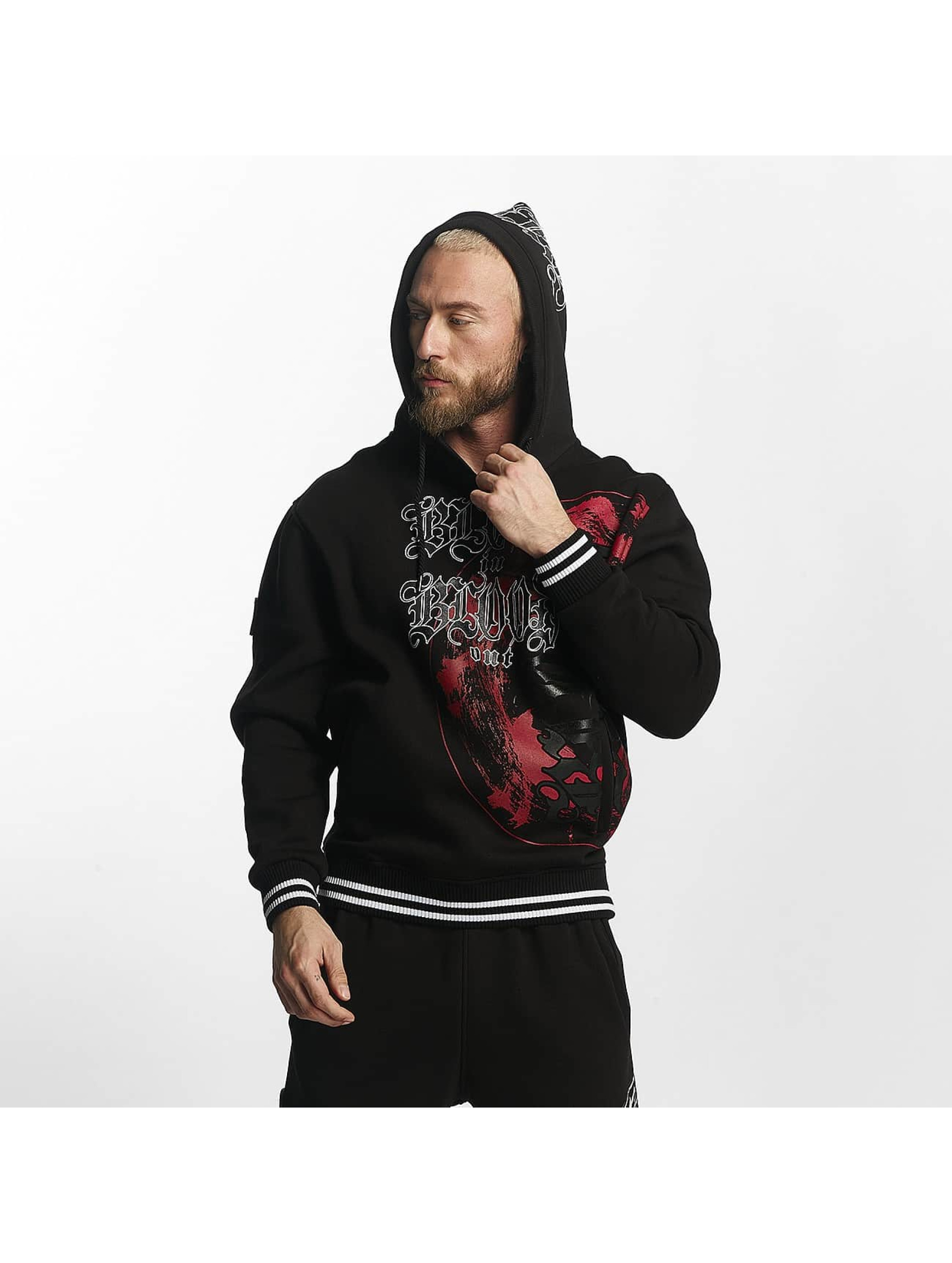 Blood In Blood Out Sudadera Cartel negro