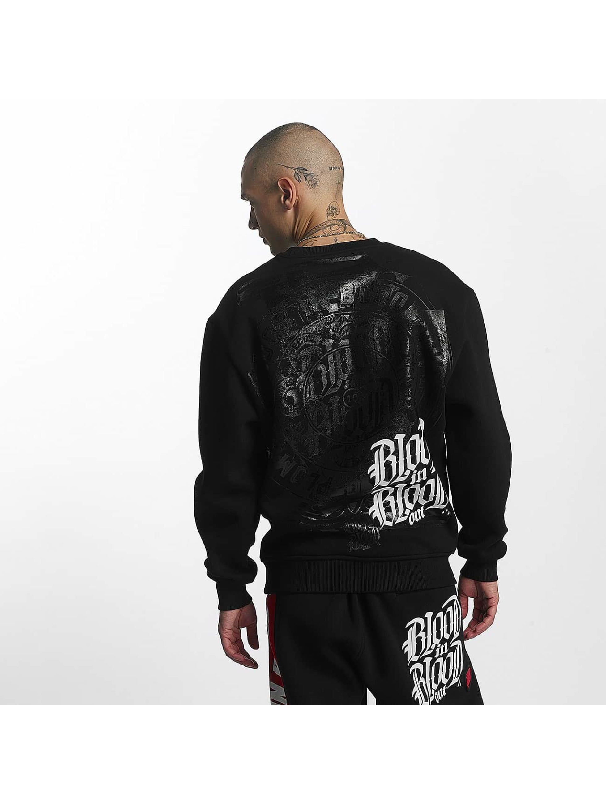 Blood In Blood Out Sweat & Pull Mixto noir