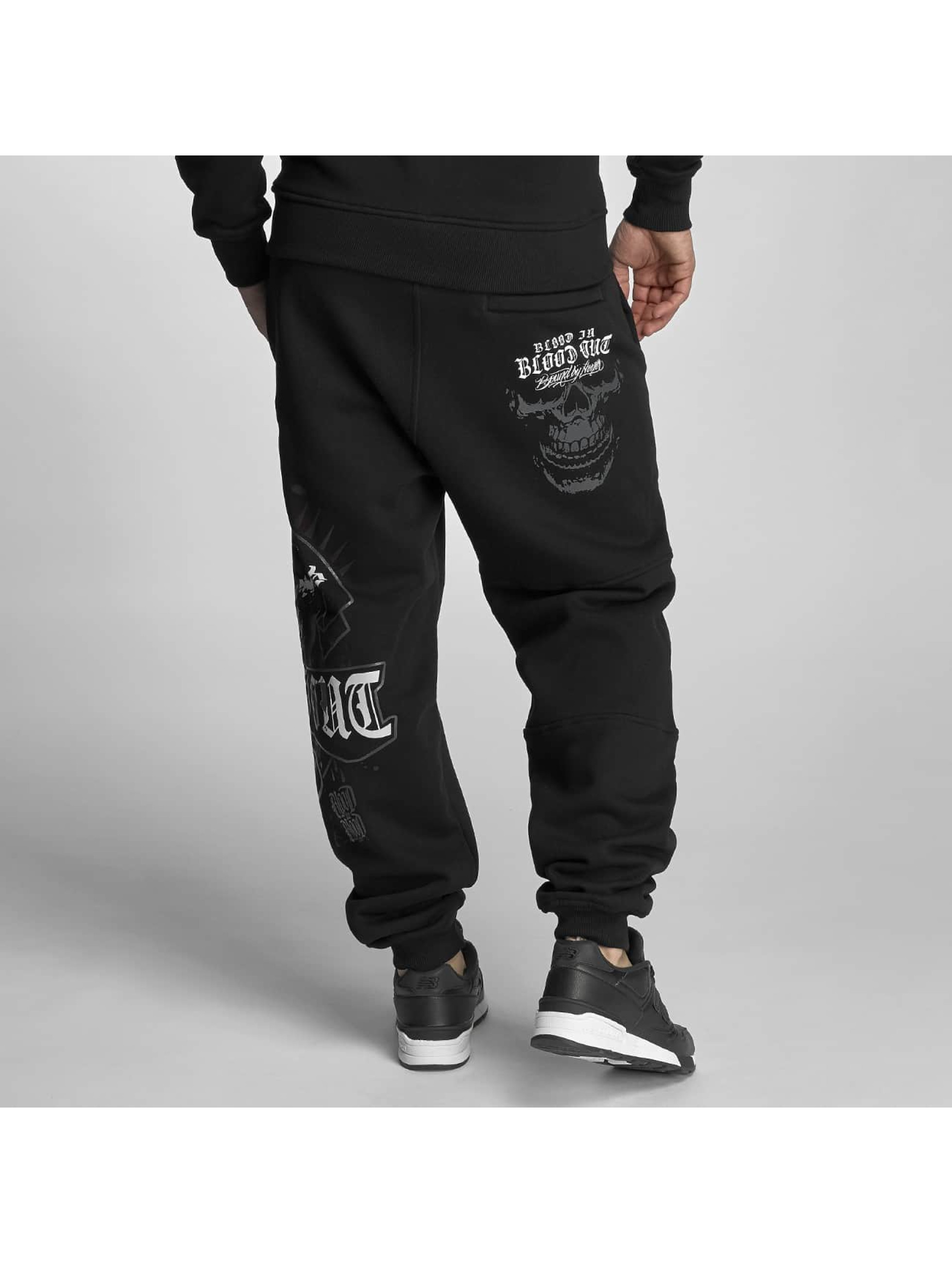 Blood In Blood Out Sweat Pant Sonora black