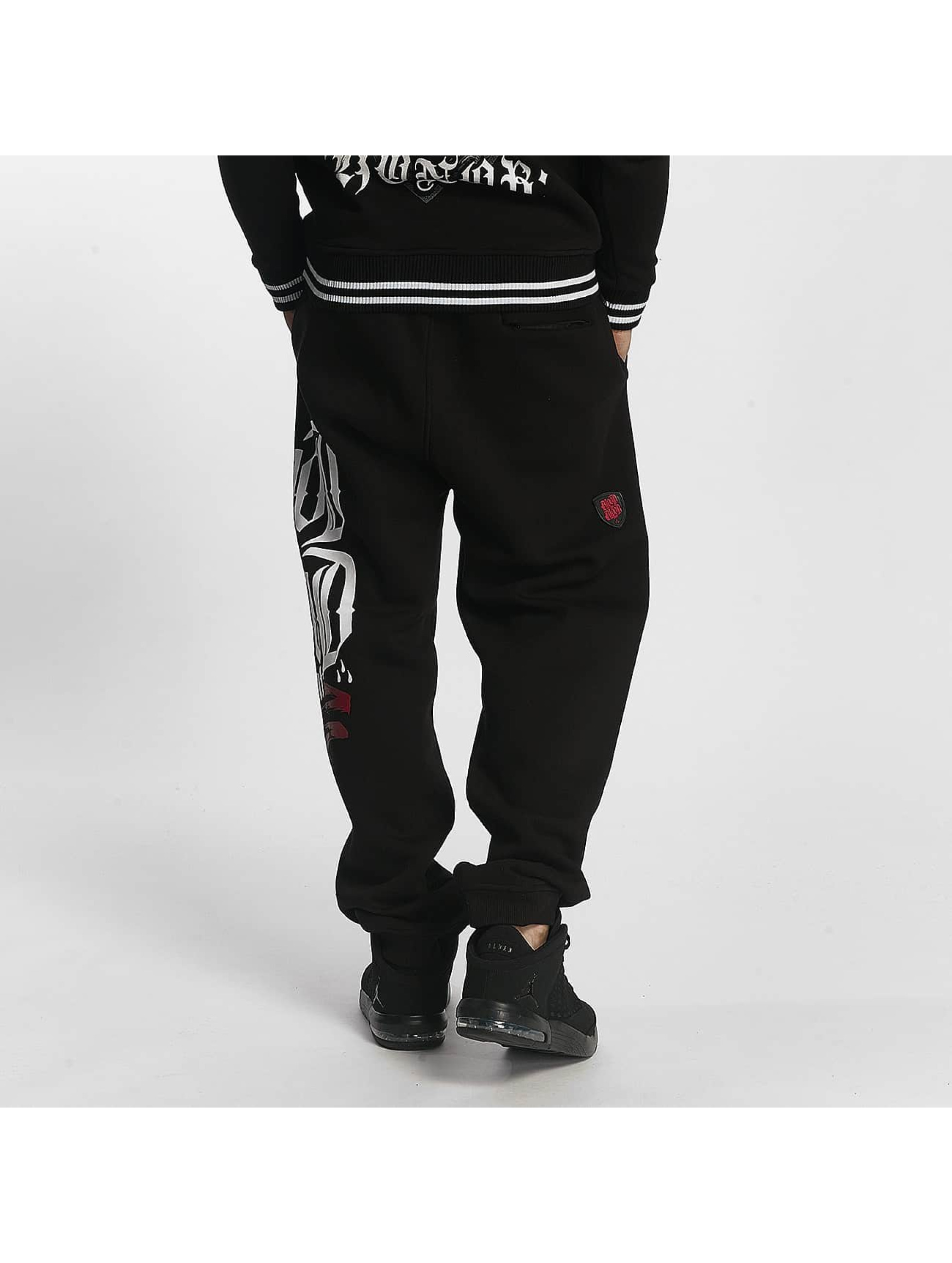 Blood In Blood Out Sweat Pant Logo black
