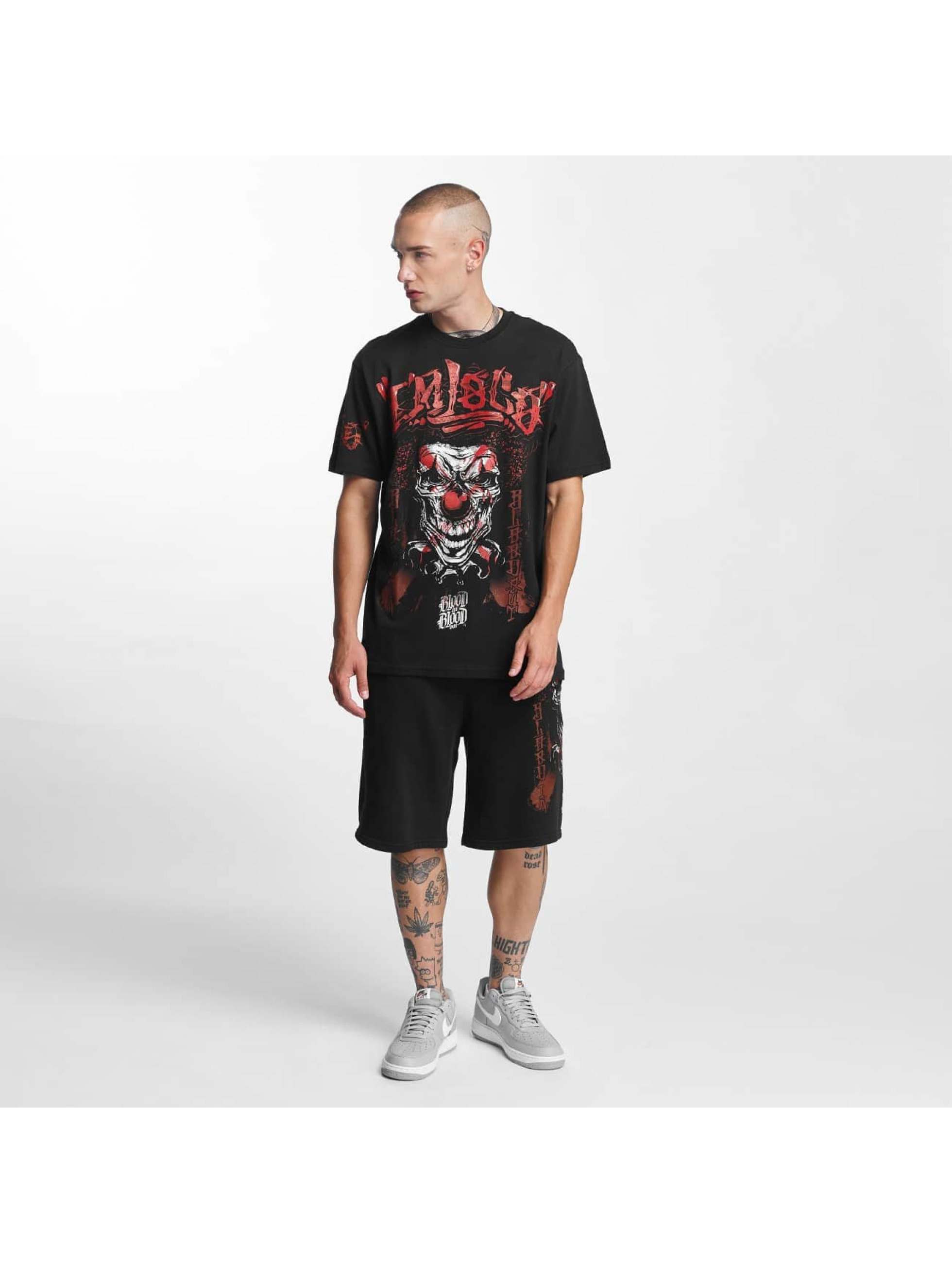 Blood In Blood Out T-paidat Loco musta