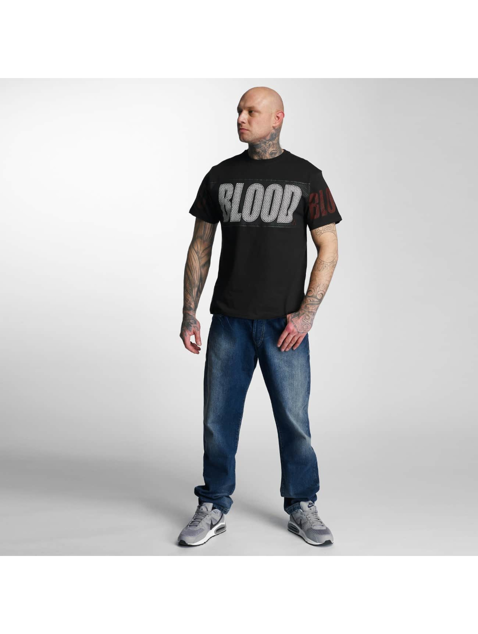 Blood In Blood Out T-Shirt Out Clean Logo black