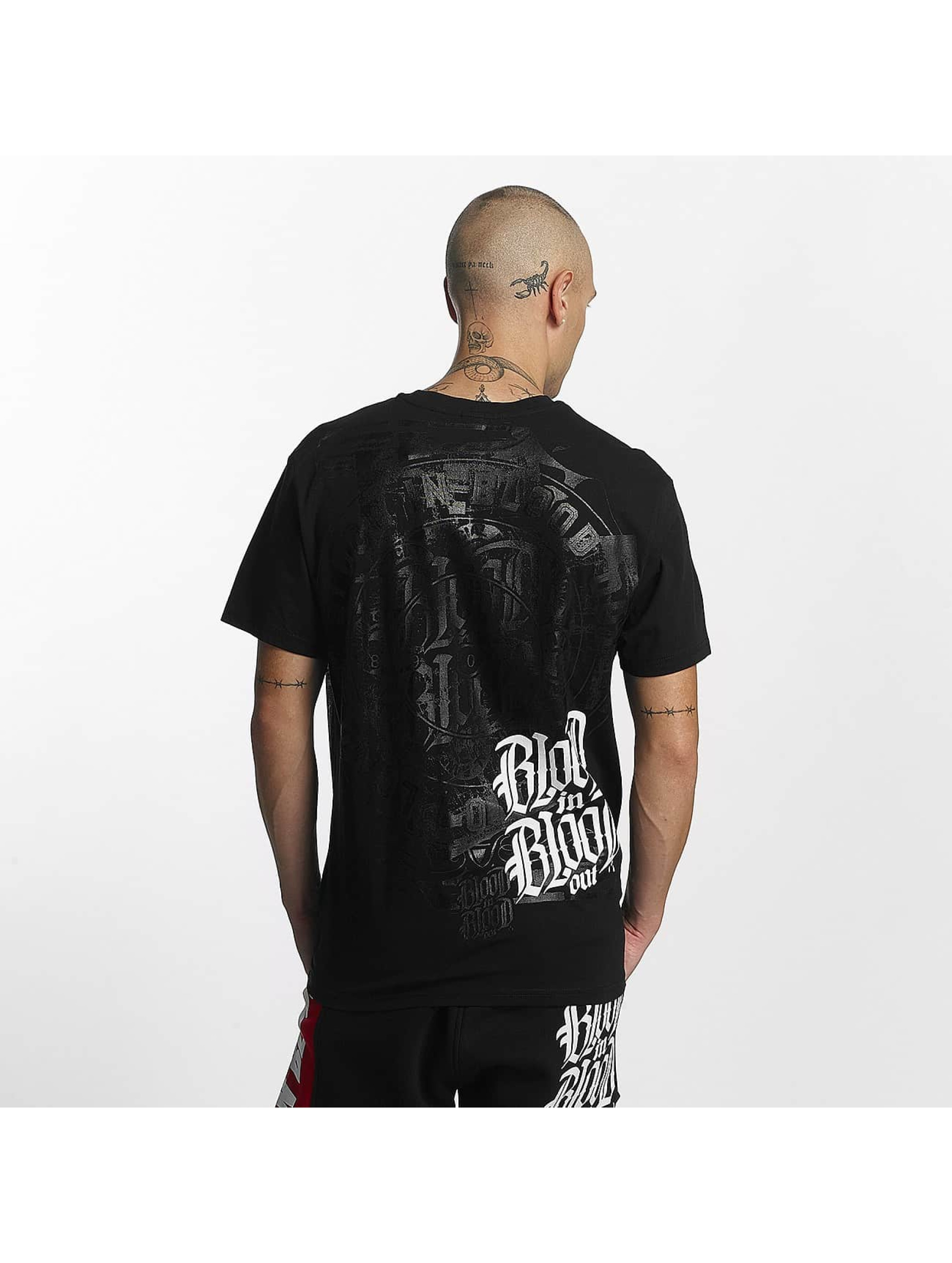 Blood In Blood Out T-Shirt Mixto noir