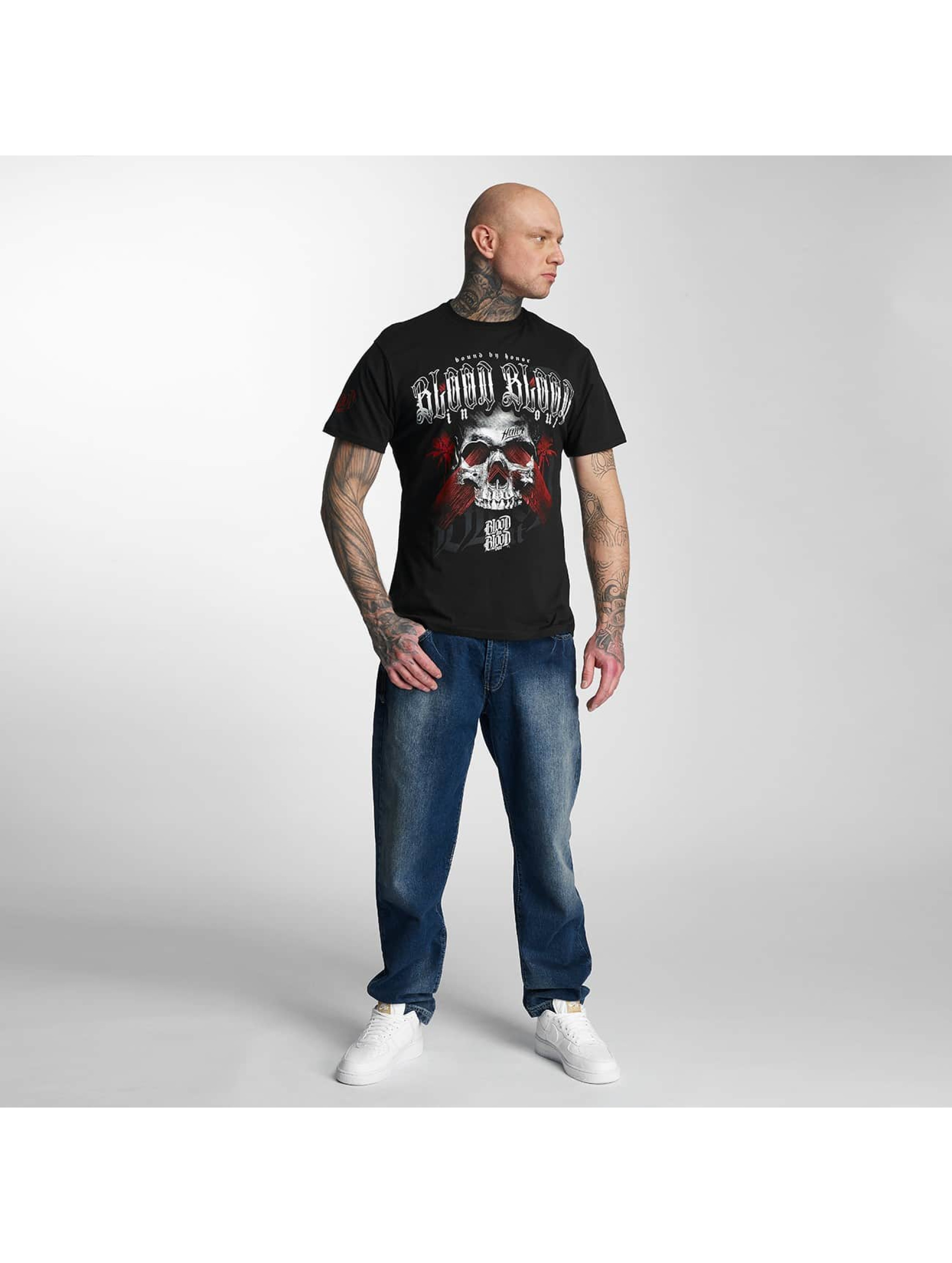 Blood In Blood Out T-Shirt Black Honor schwarz