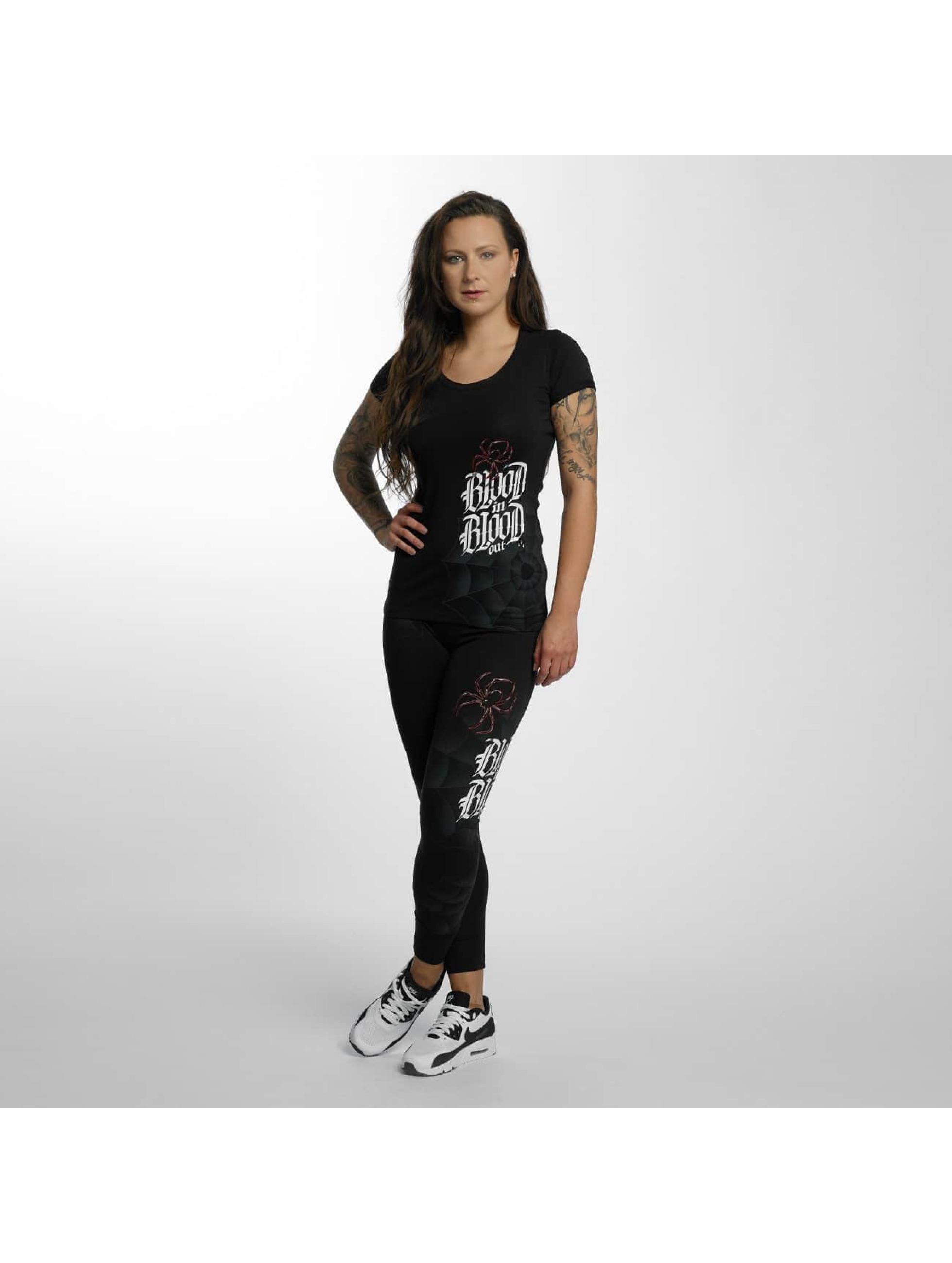 Blood In Blood Out T-Shirt Ranio Negro schwarz