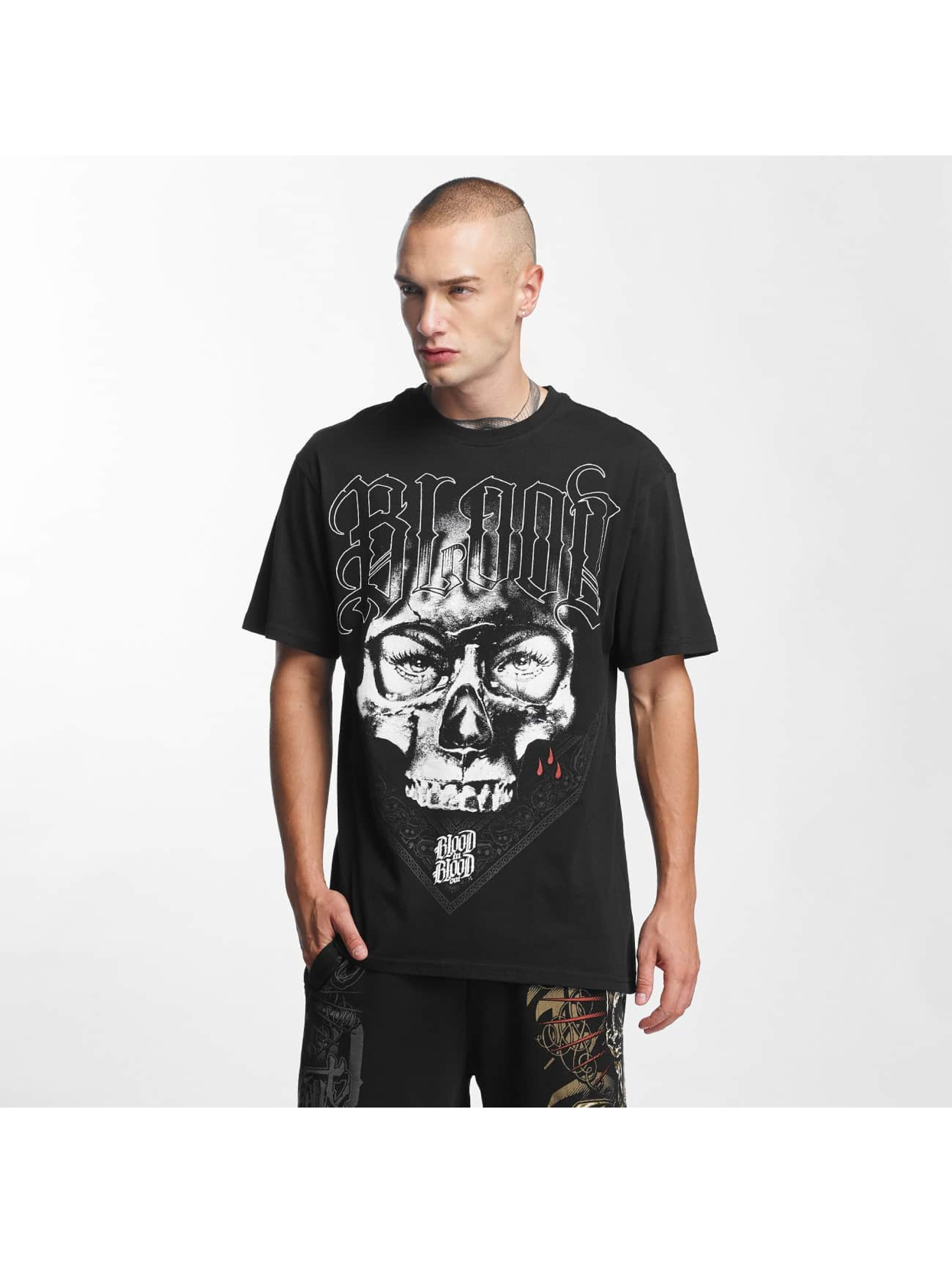 Blood In Blood Out t-shirt Tóxico zwart