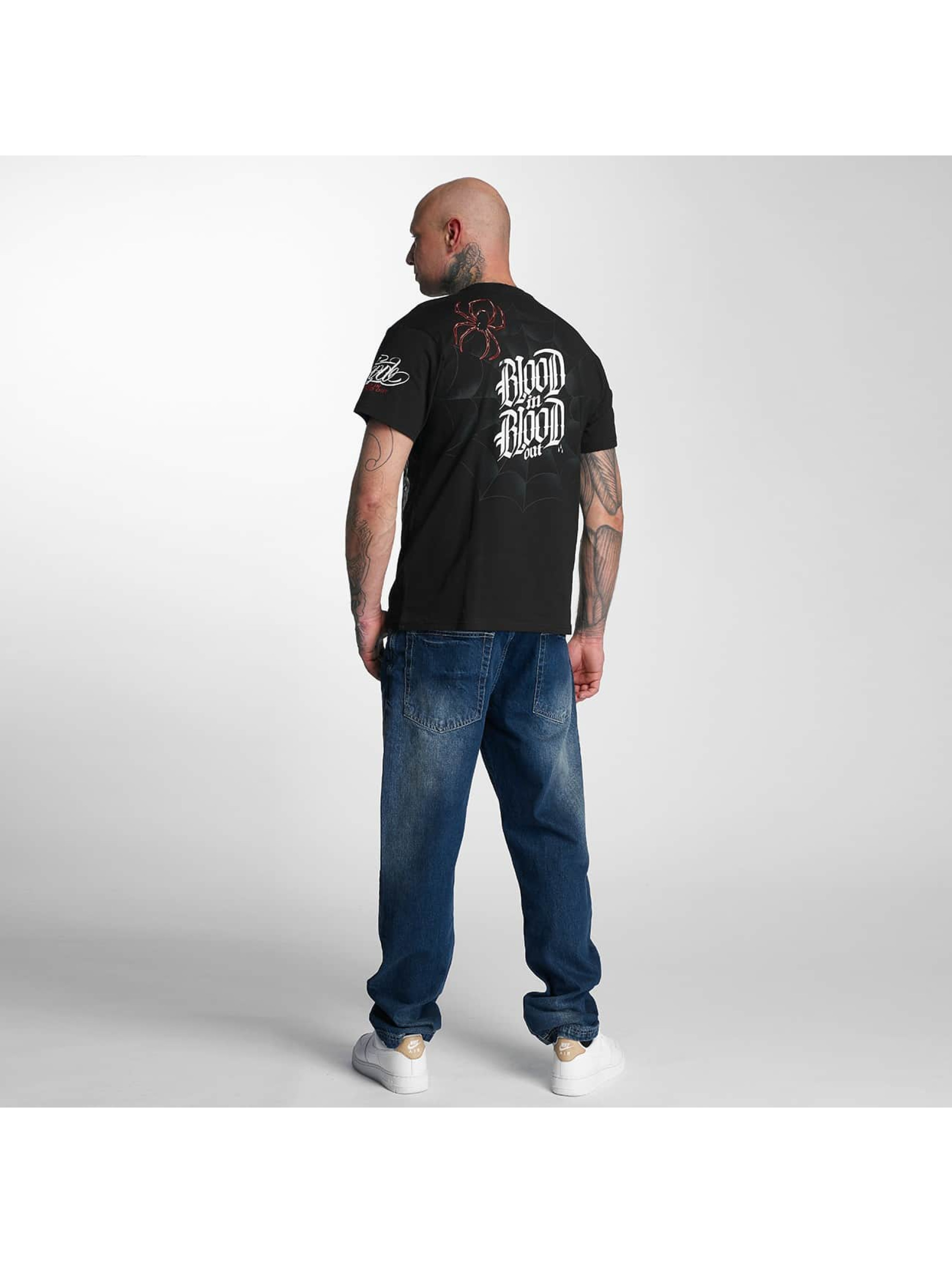 Blood In Blood Out T-shirts Out Ranio Negro sort