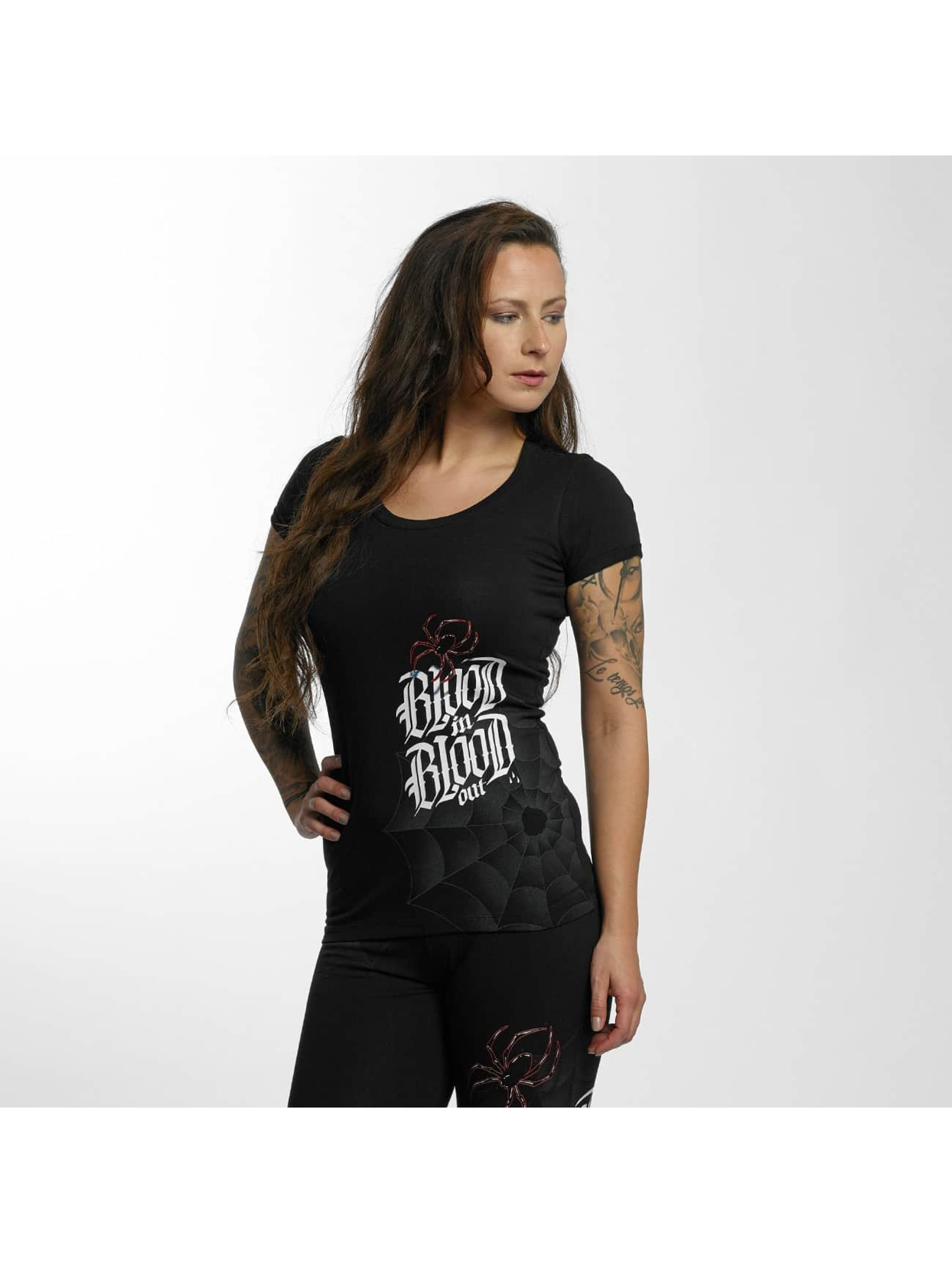 Blood In Blood Out T-shirts Ranio Negro sort