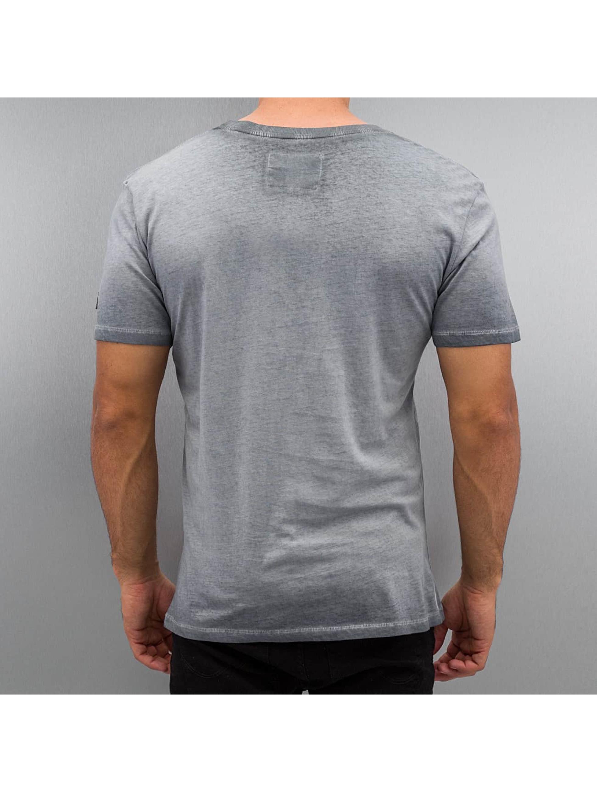 BOXHAUS Brand T-skjorter Jero grå