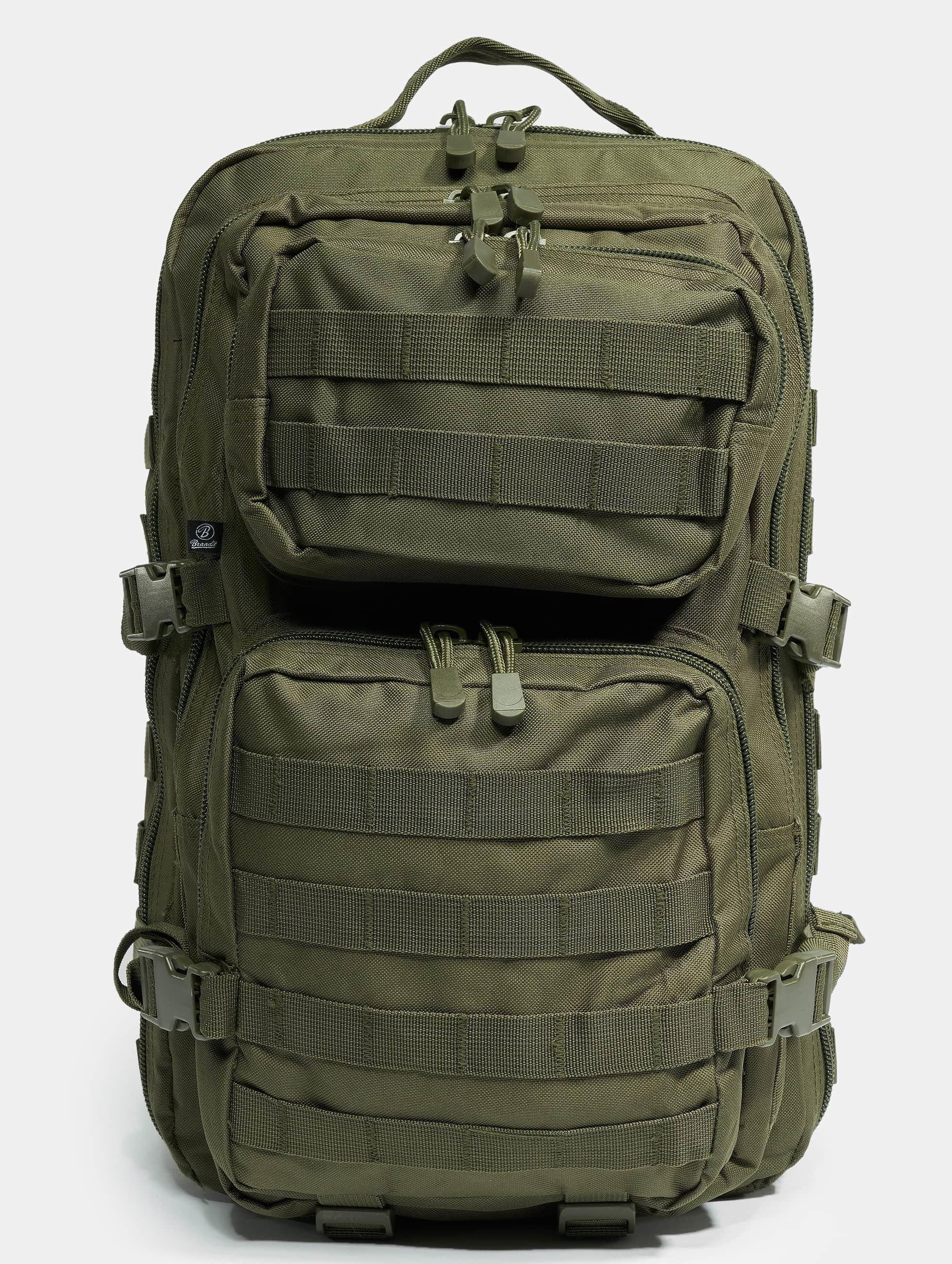 6ffad14fba8 Brandit Accessoires / rugzak US Cooper Large in olijfgroen 562473