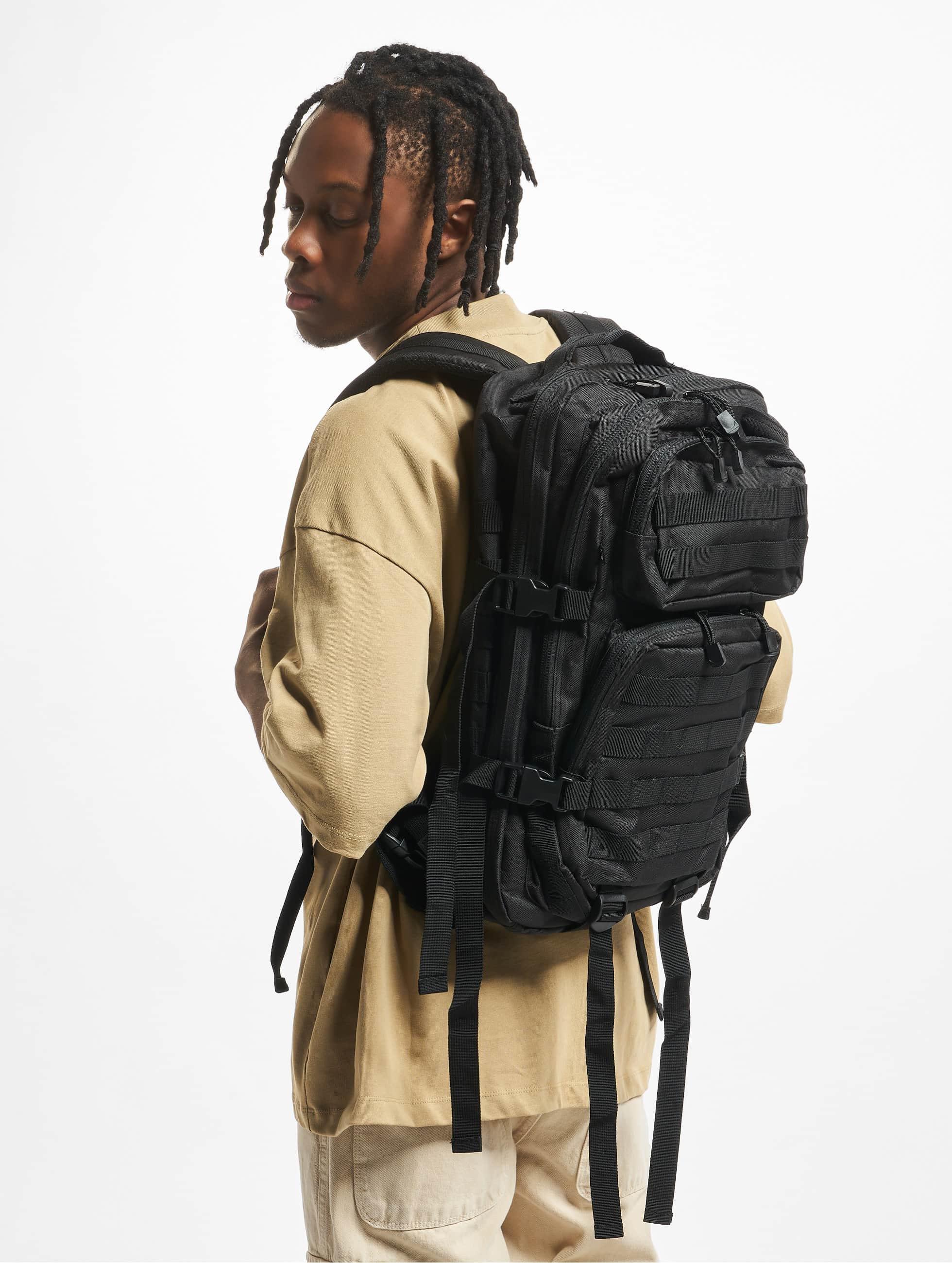 41f2f3b9836 Brandit Accessoires / rugzak US Cooper Large in zwart 562480