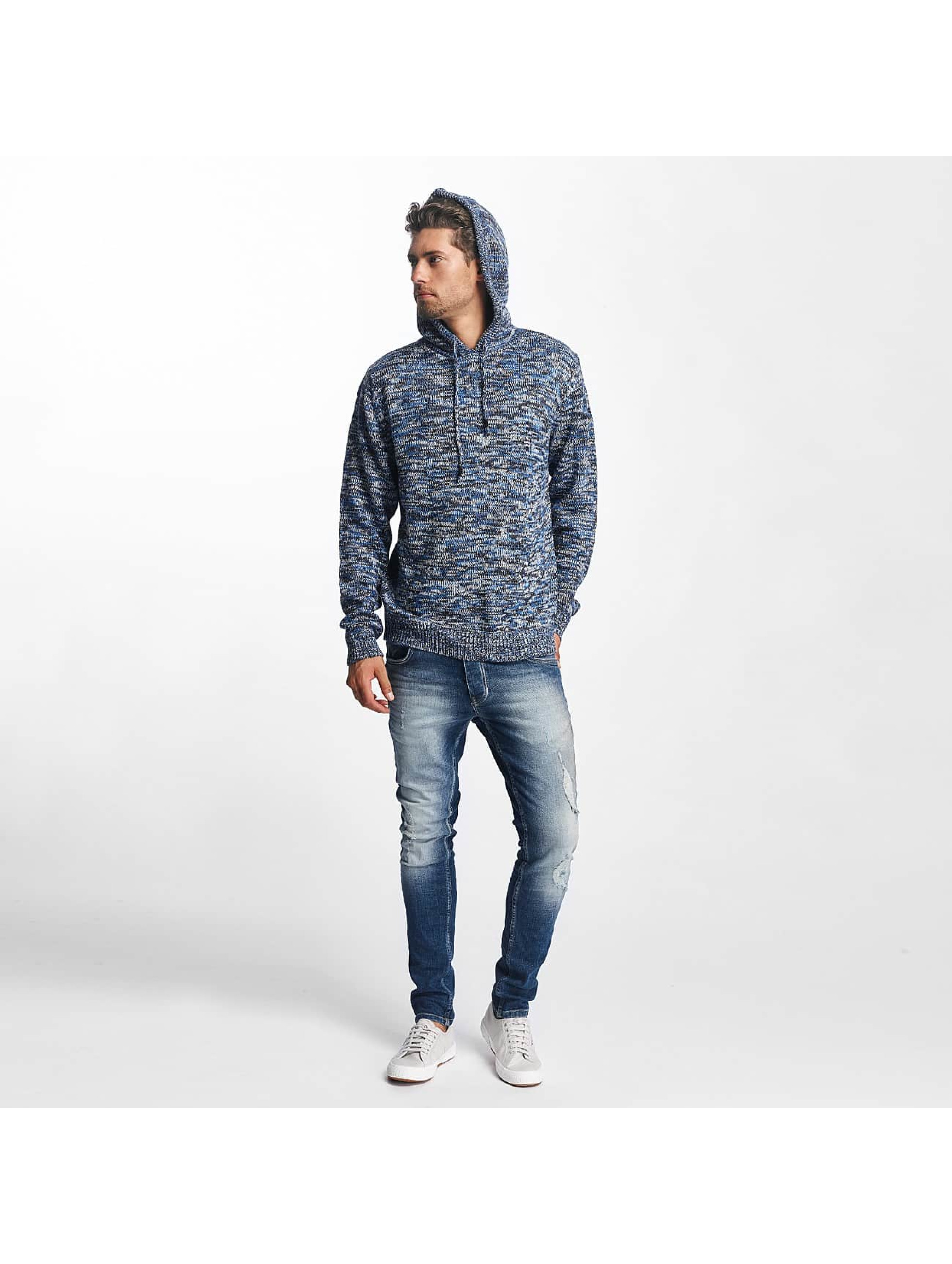 Brave Soul Hoody NATION blauw