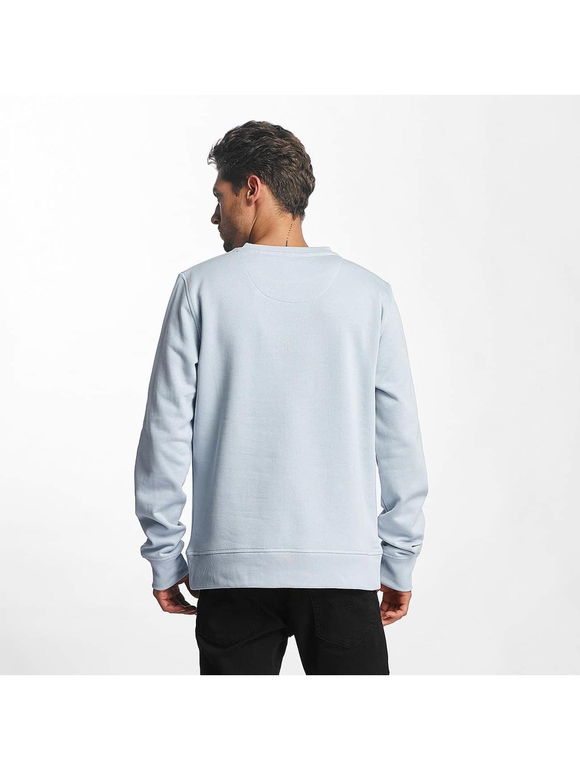 Brave Soul Jersey Basic azul