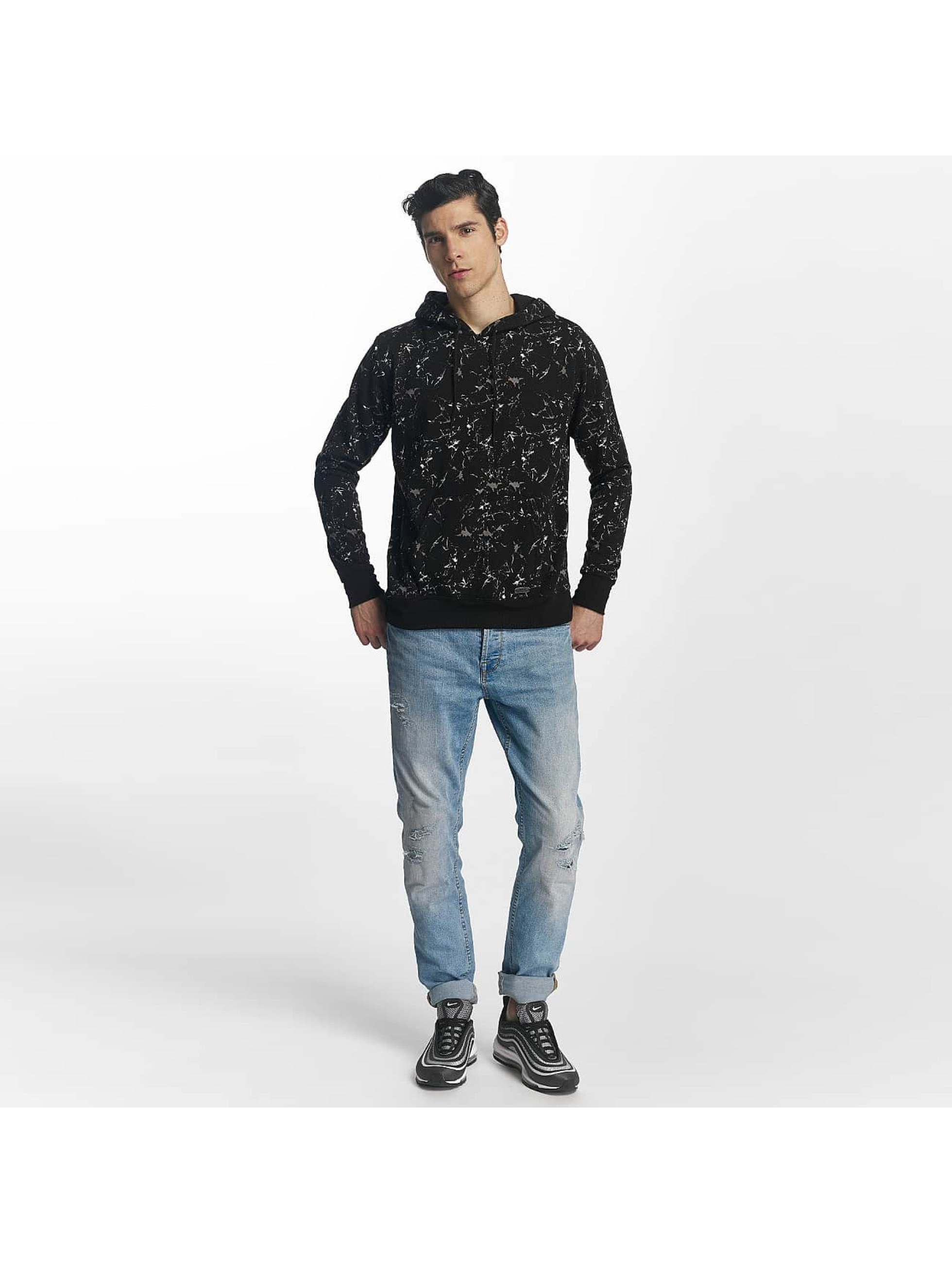 Brave Soul Jumper All Over Print black