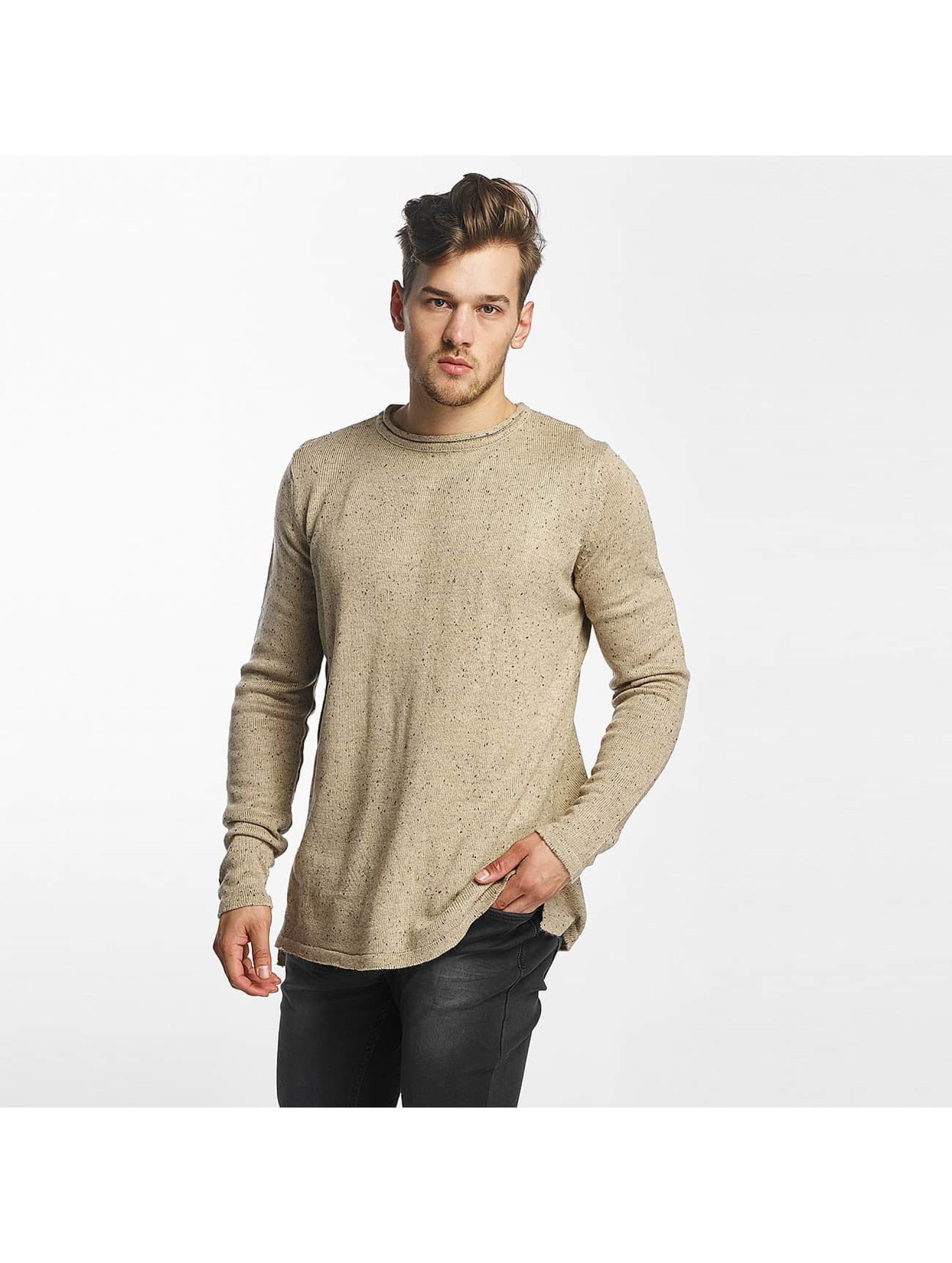 Brave Soul Pullover Lorenzo beige