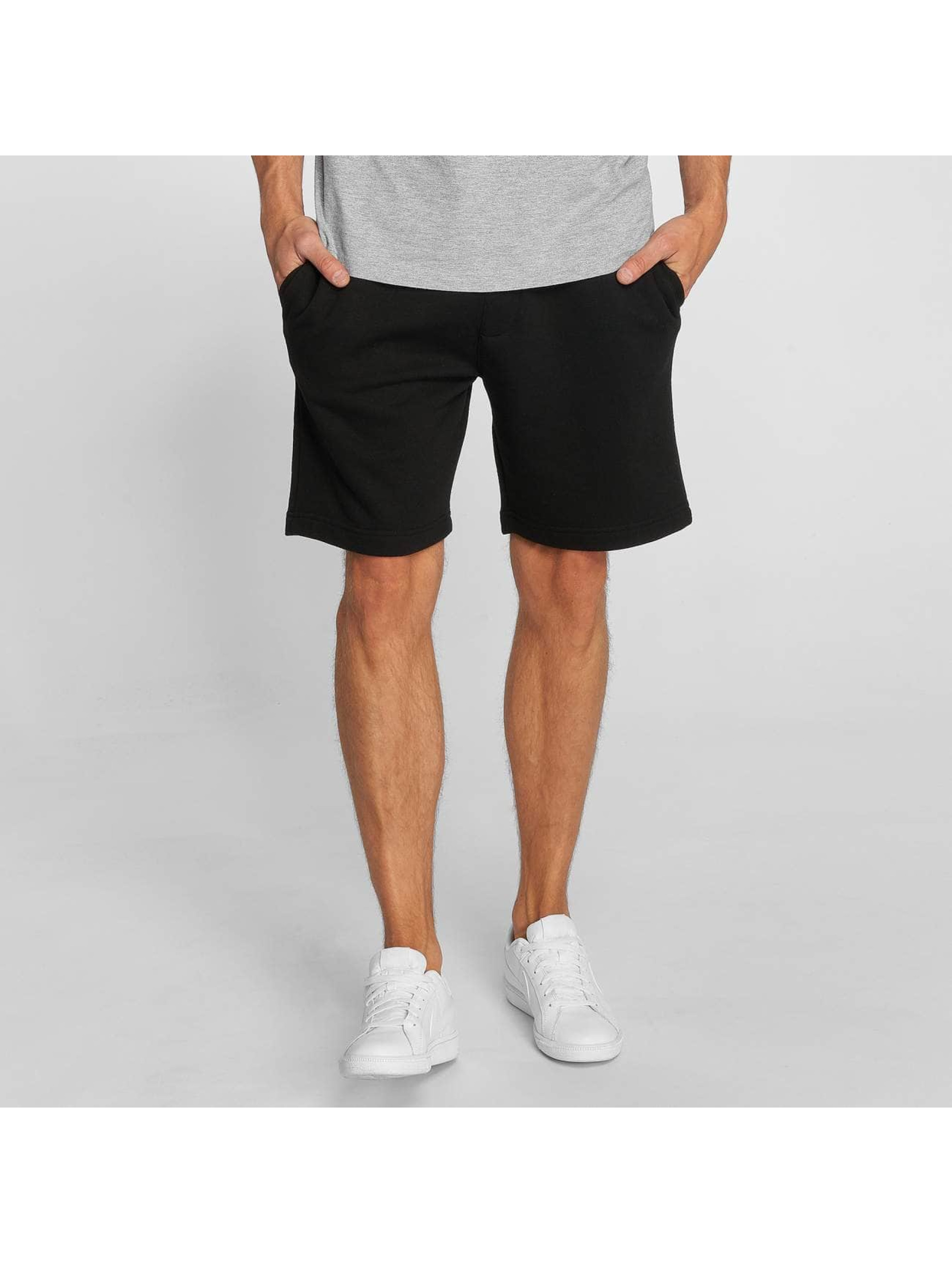 Brave Soul Shorts Tarley Sweat schwarz