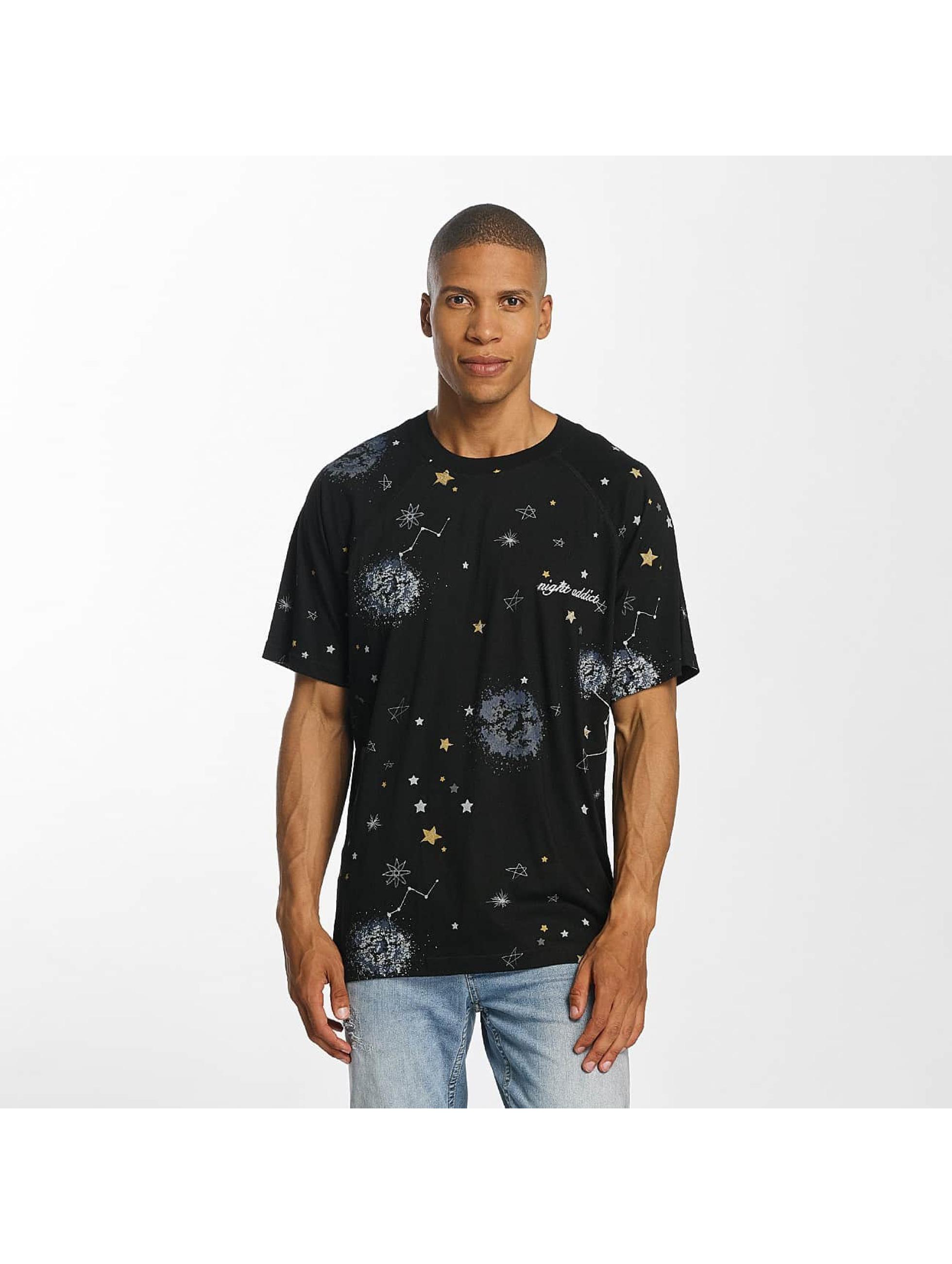 Brave Soul T-paidat Raglan kirjava