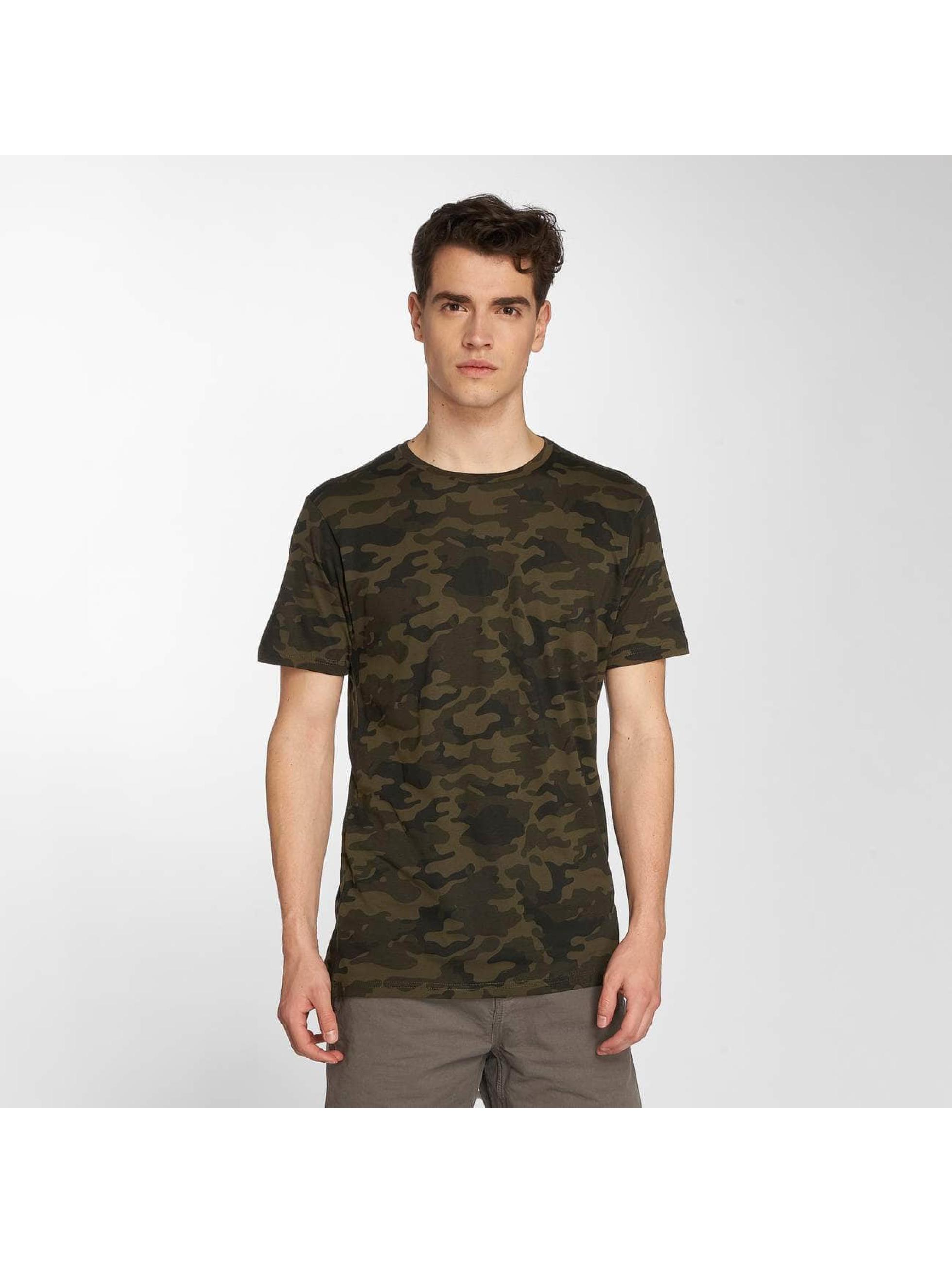 Brave Soul T-Shirt Disguise khaki