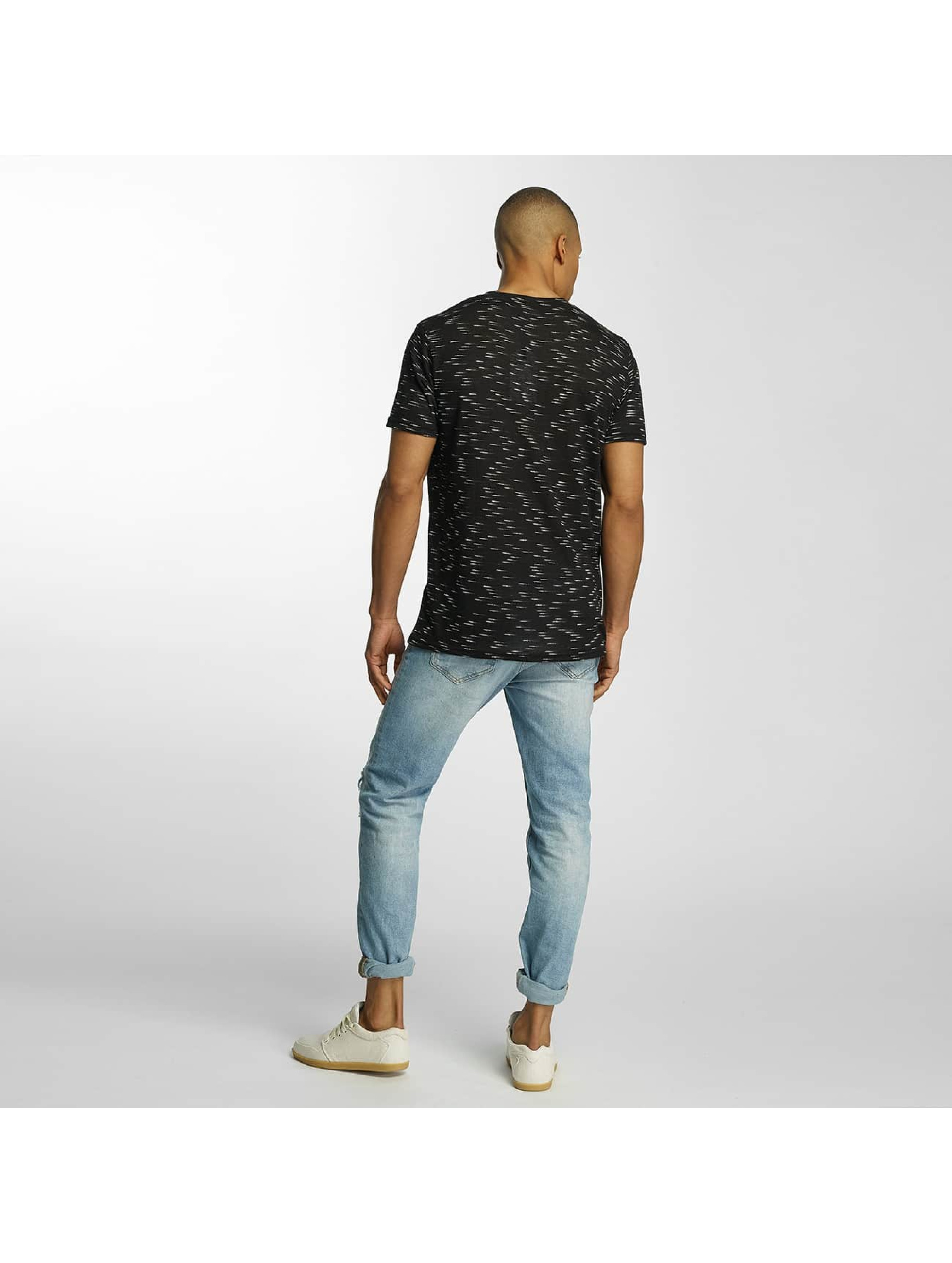 Brave Soul T-Shirt All Over noir