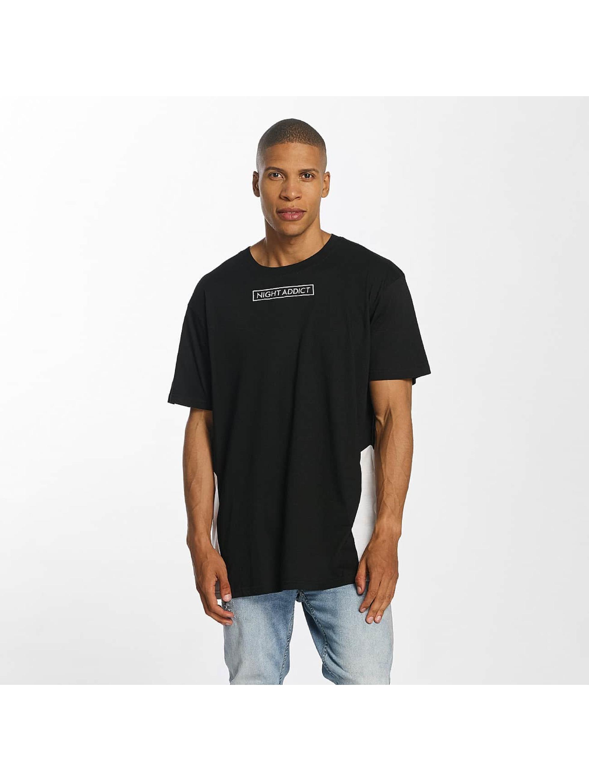 Brave Soul T-Shirt Monochrome noir