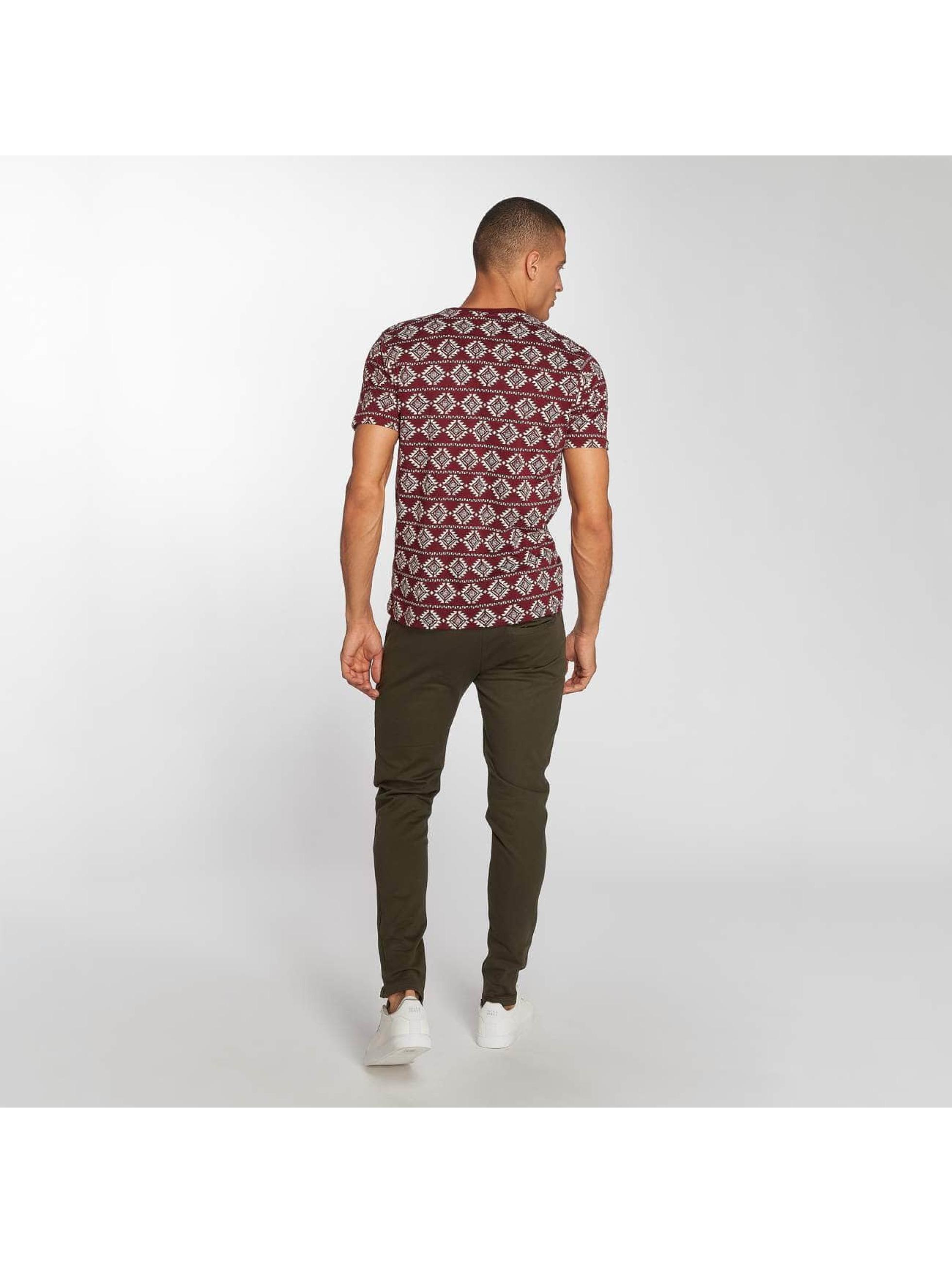 Brave Soul T-Shirt Deon rot
