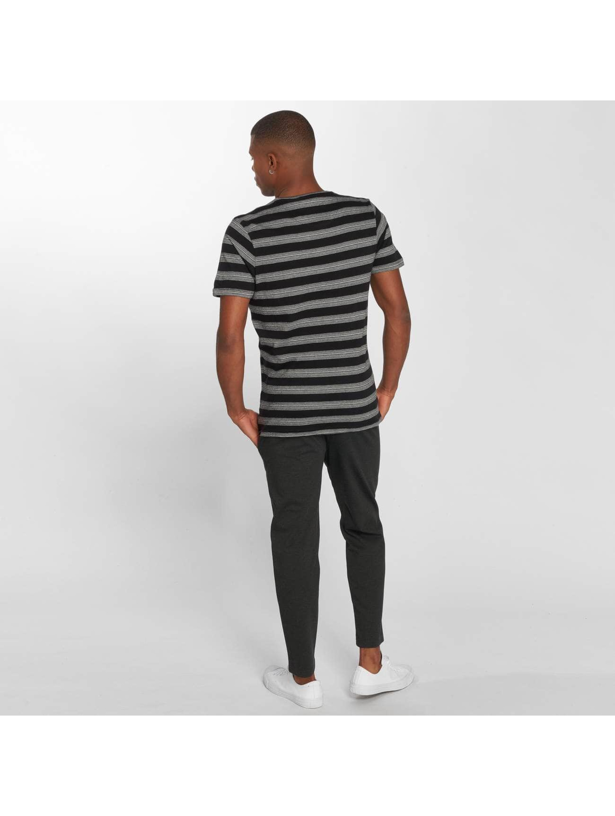 Brave Soul T-Shirt Gravel schwarz