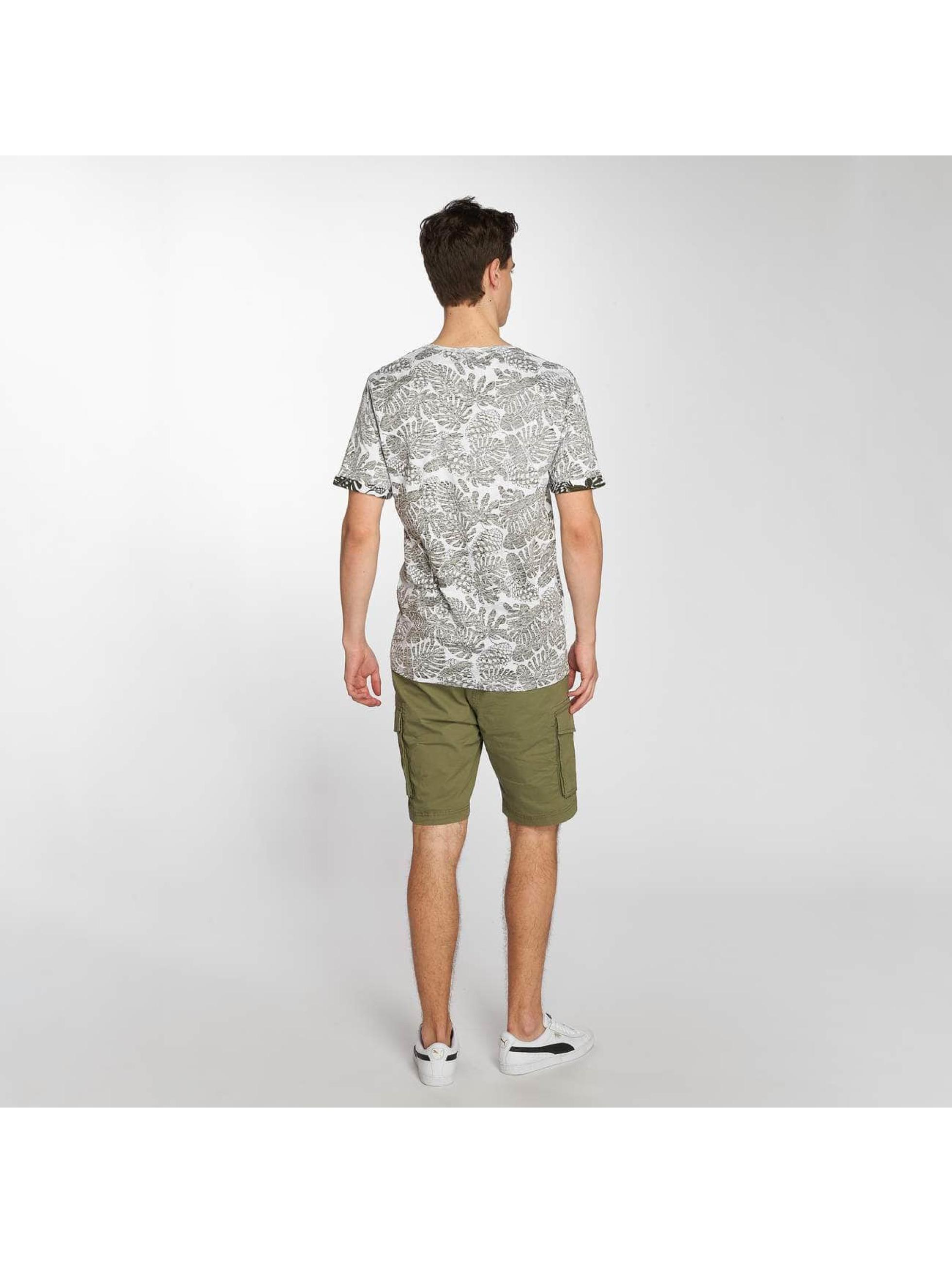 Brave Soul T-Shirt Magnify weiß