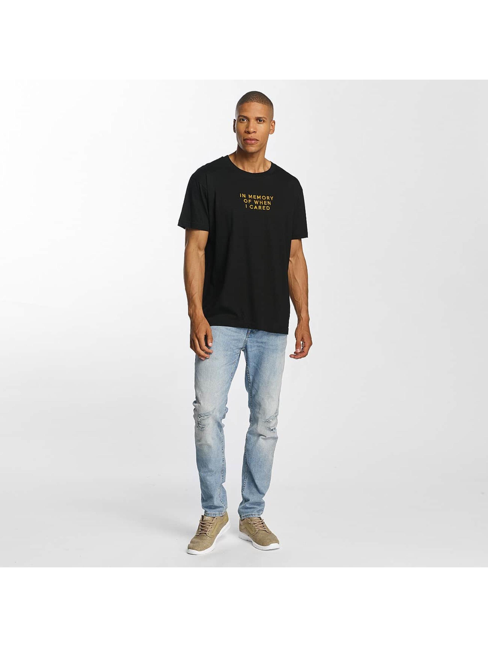 Brave Soul t-shirt Back zwart