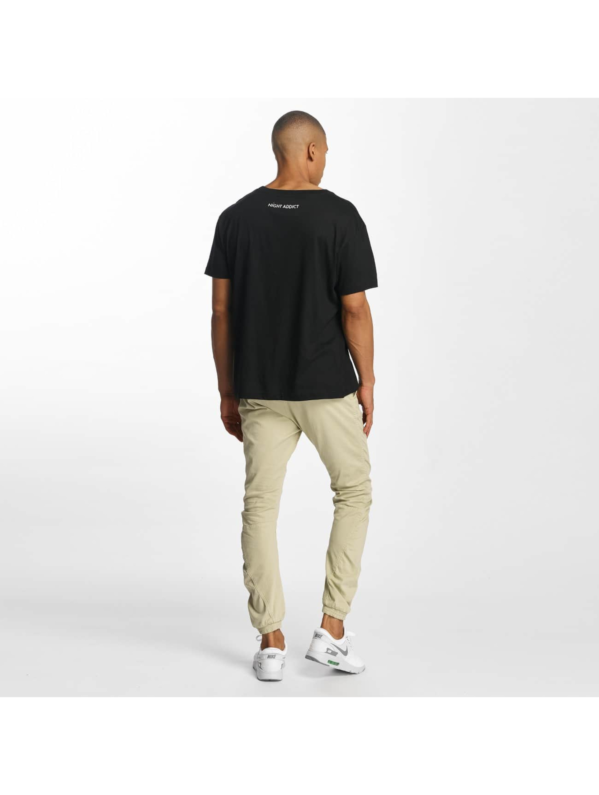 Brave Soul t-shirt Limited zwart