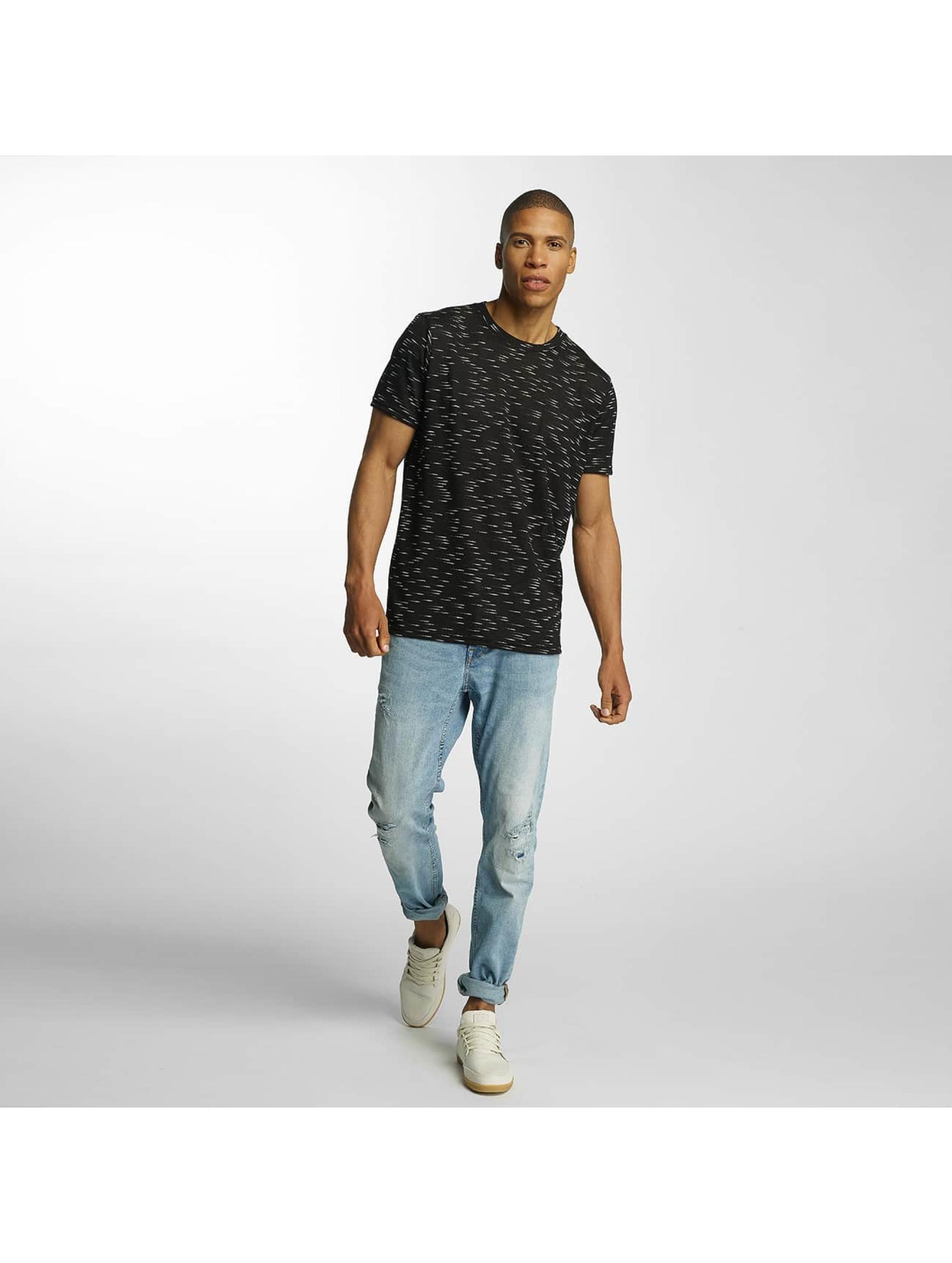 Brave Soul T-skjorter All Over svart