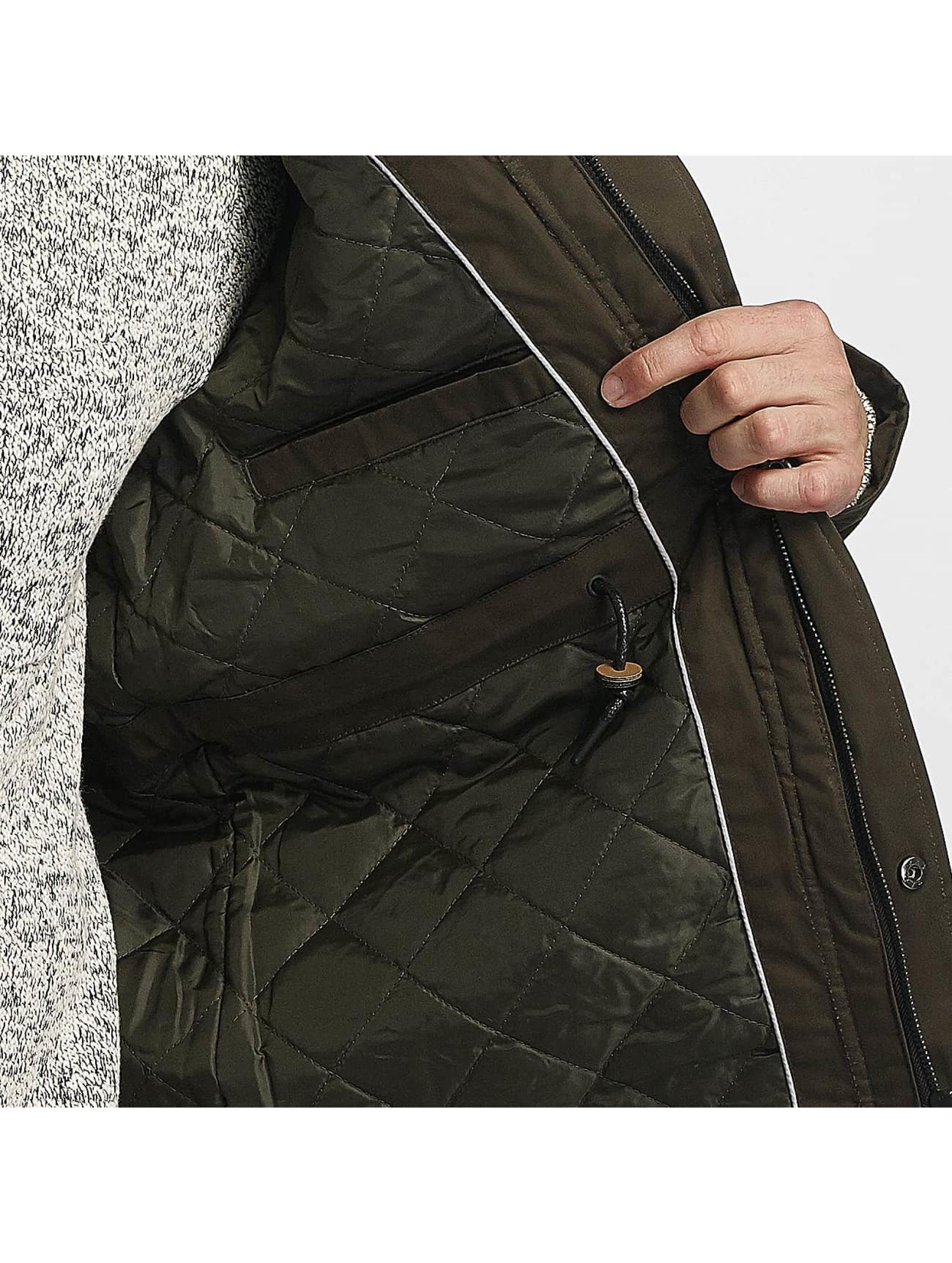 Brave Soul Talvitakit Brave Soul Winter Jacket khakiruskea