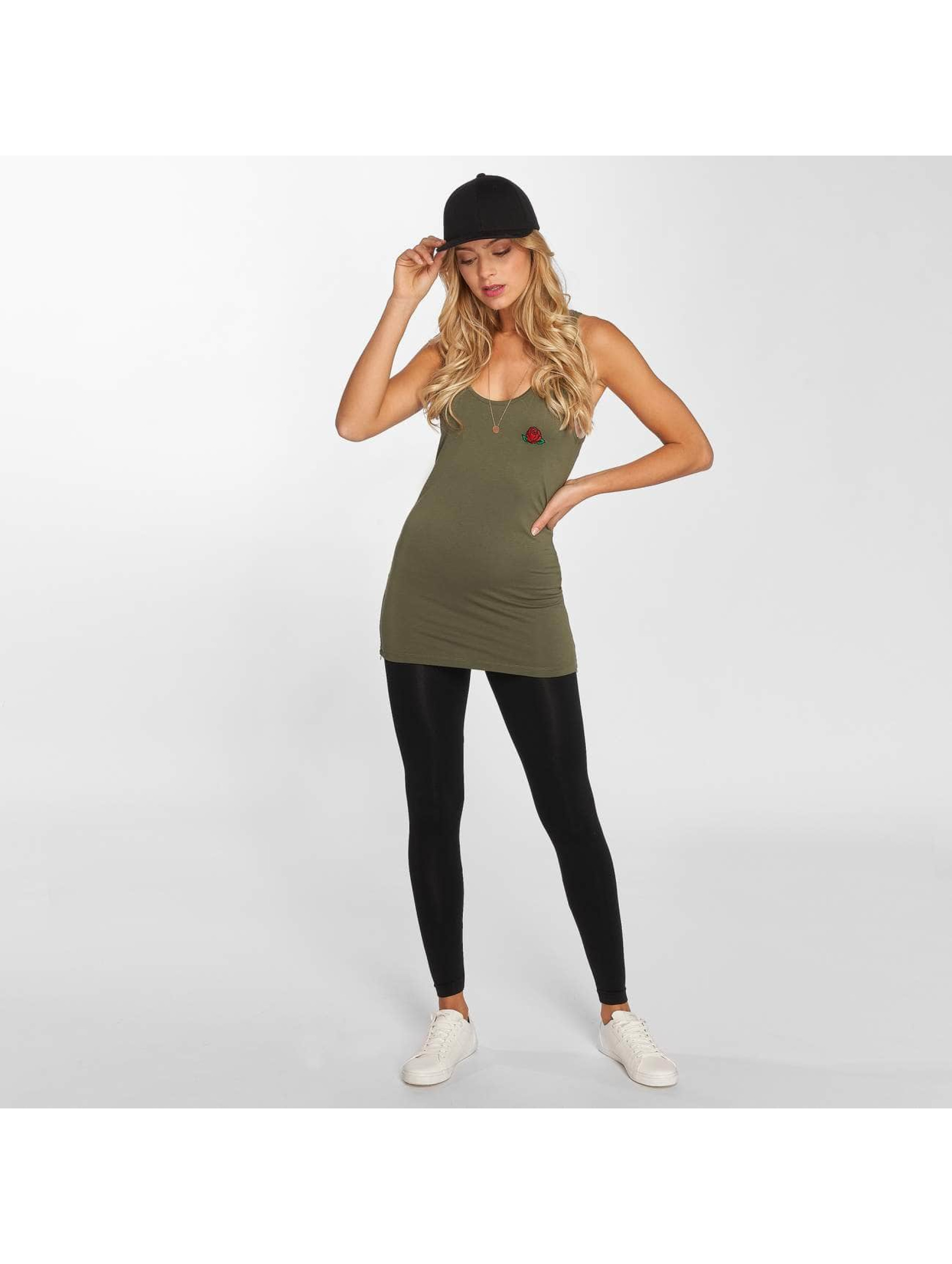 Brave Soul Top Rose khaki